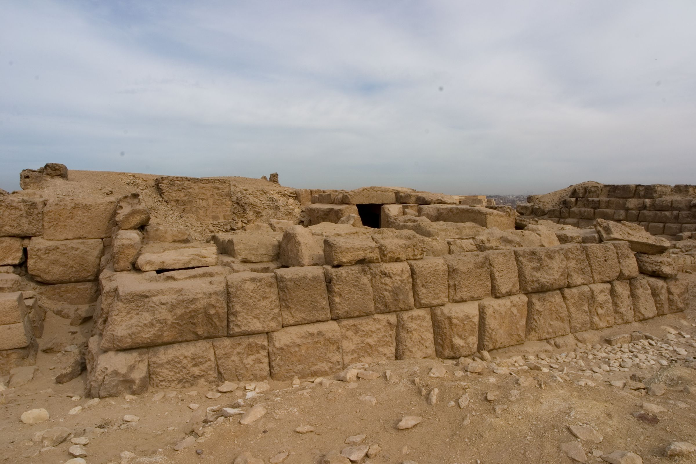 Western Cemetery: Site: Giza; View: G 5170