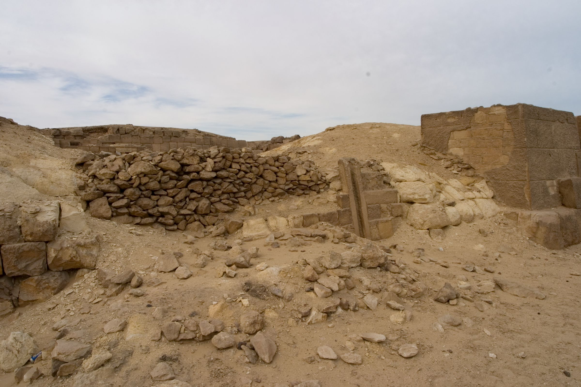 Western Cemetery: Site: Giza; View: G 4911