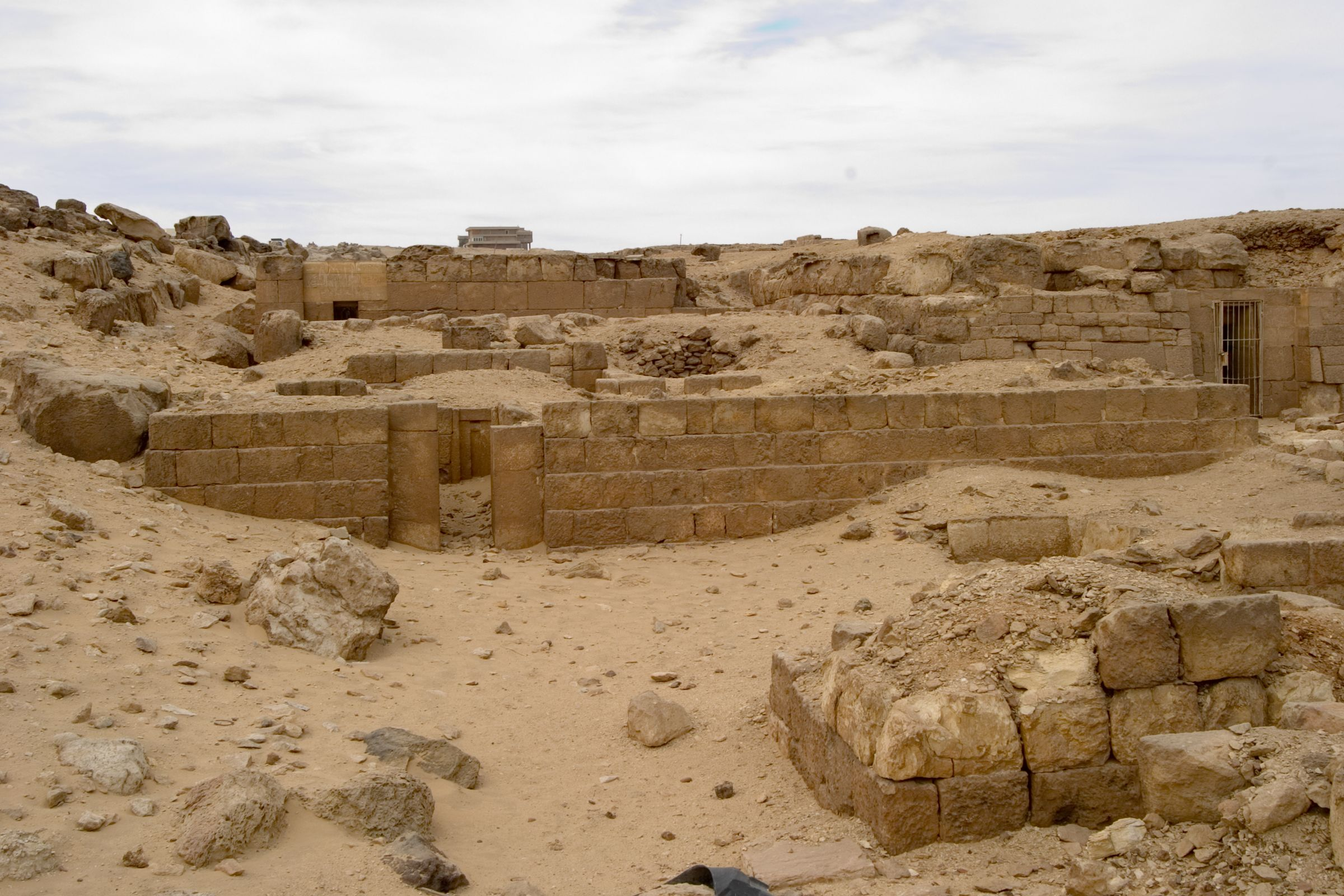 Western Cemetery: Site: Giza; View: G 4714
