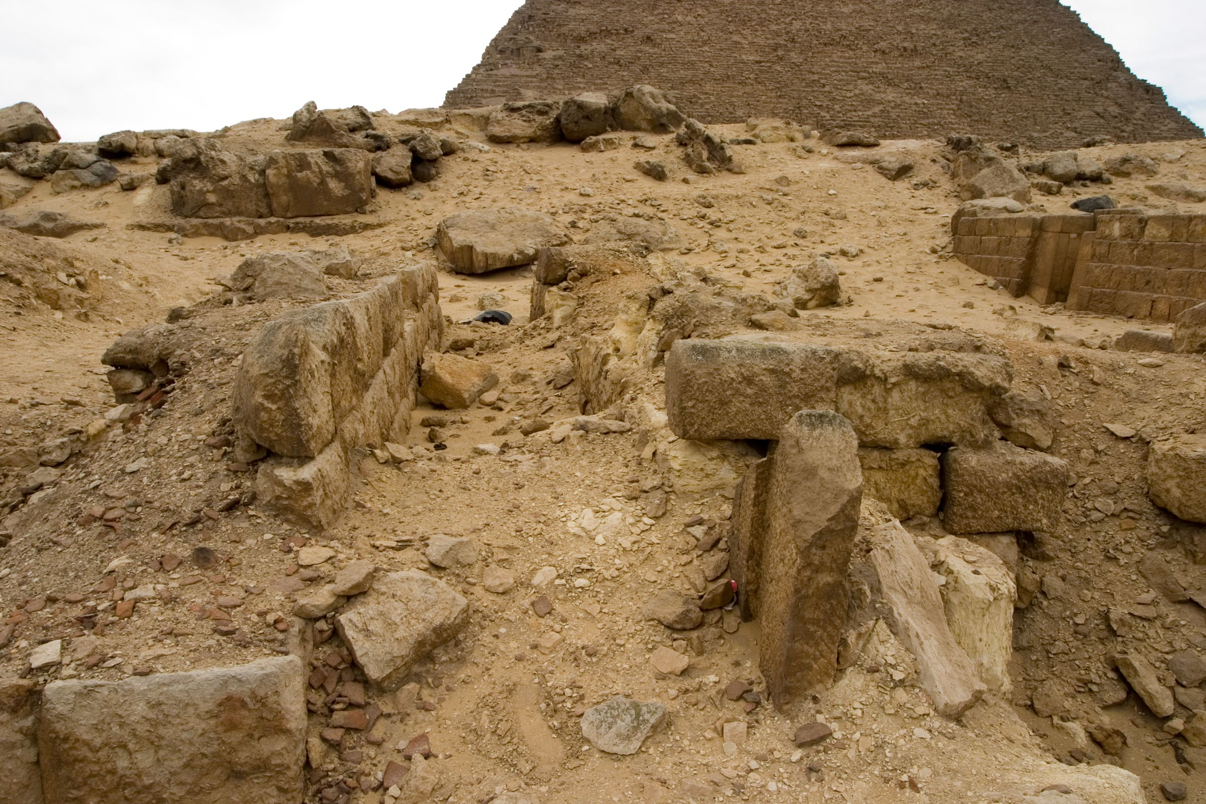 Western Cemetery: Site: Giza; View: G 4817