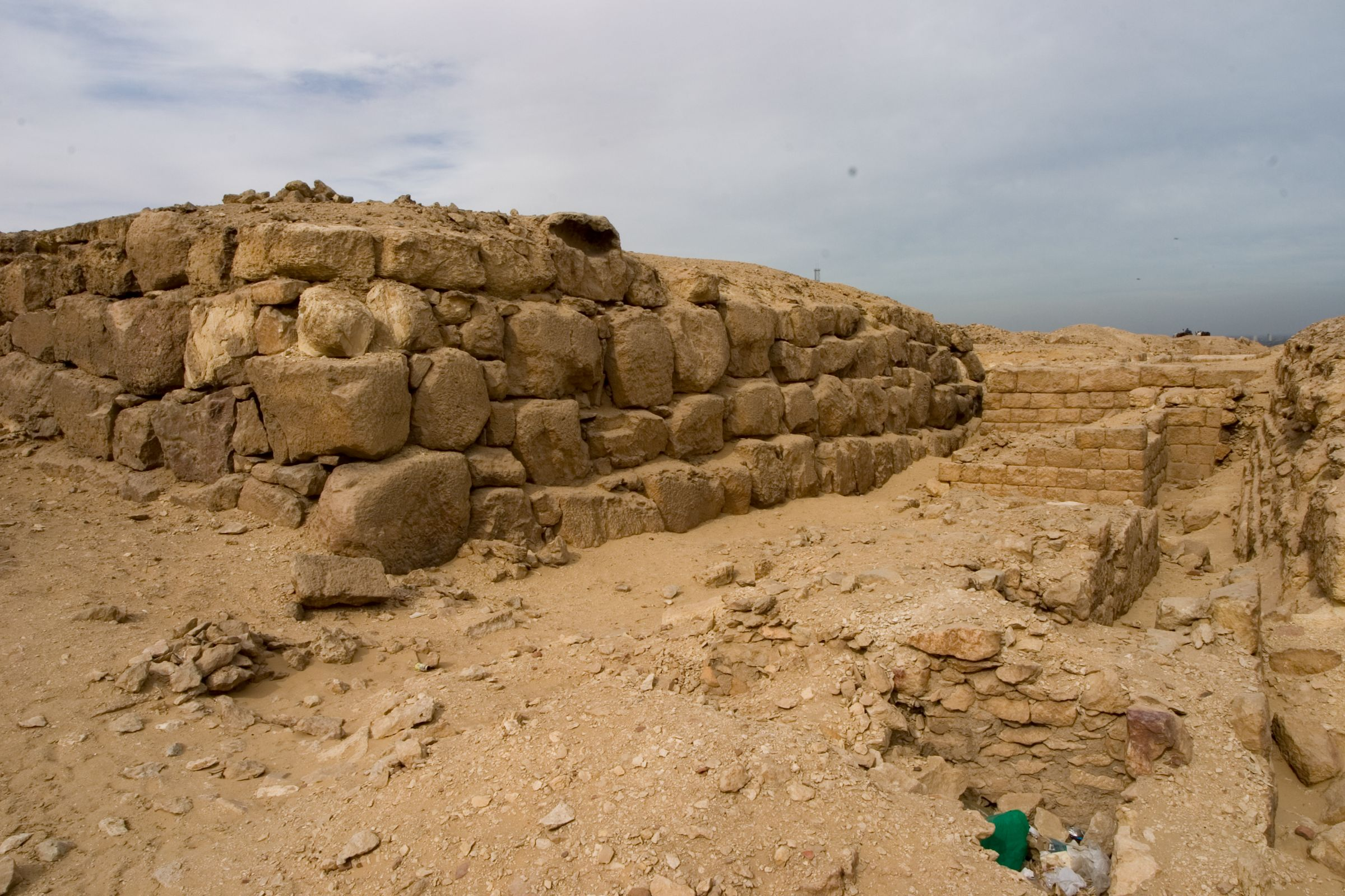 Western Cemetery: Site: Giza; View: G 4760, G 4765, G 4762, G 4762a