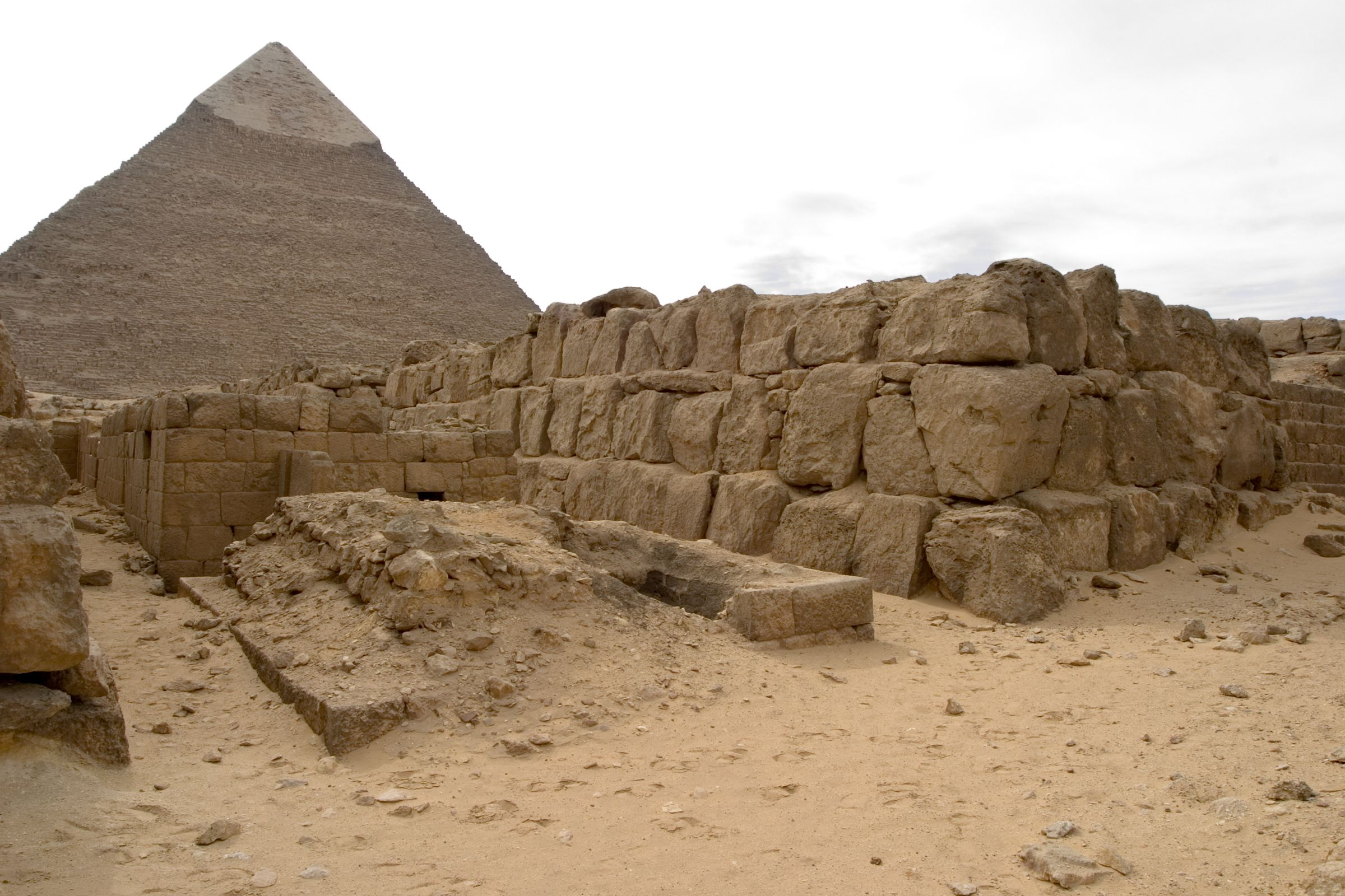Western Cemetery: Site: Giza; View: G 4730, G 4733, G 4734