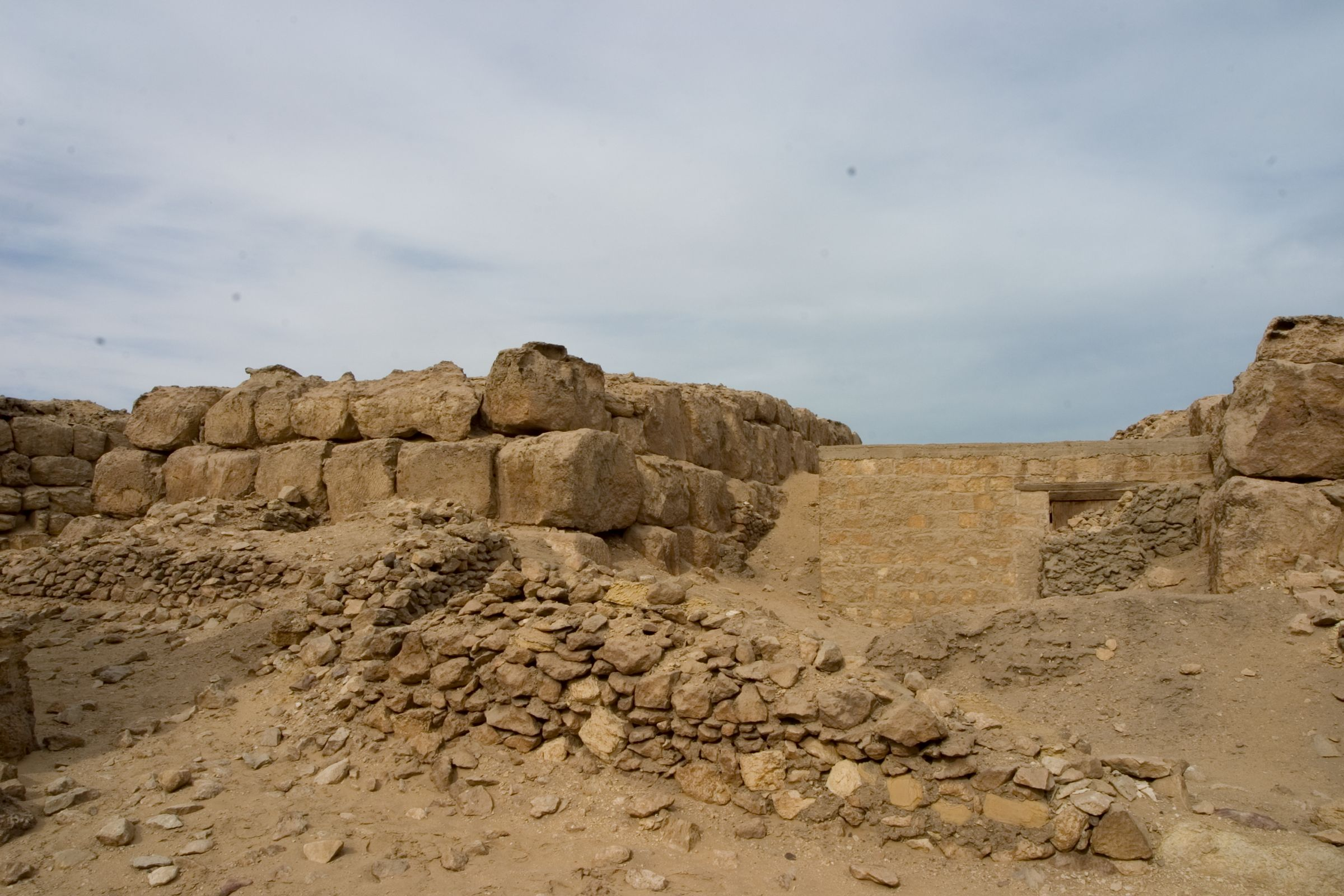 Western Cemetery: Site: Giza; View: G 4630, G 4631