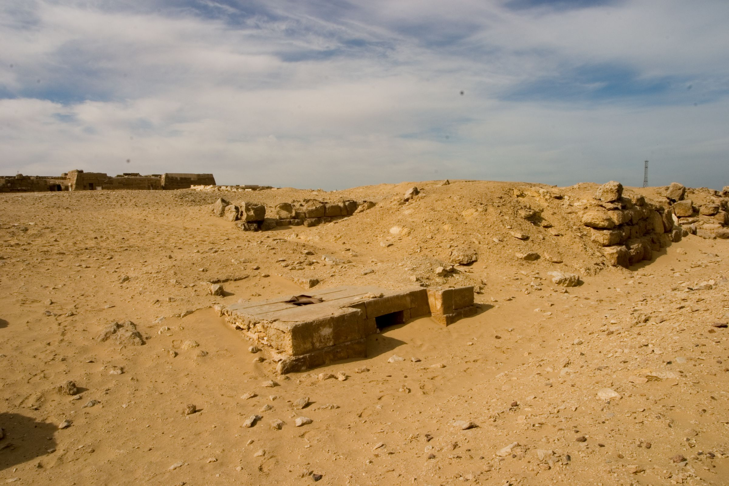 Western Cemetery: Site: Giza; View: G 4320, G 4311