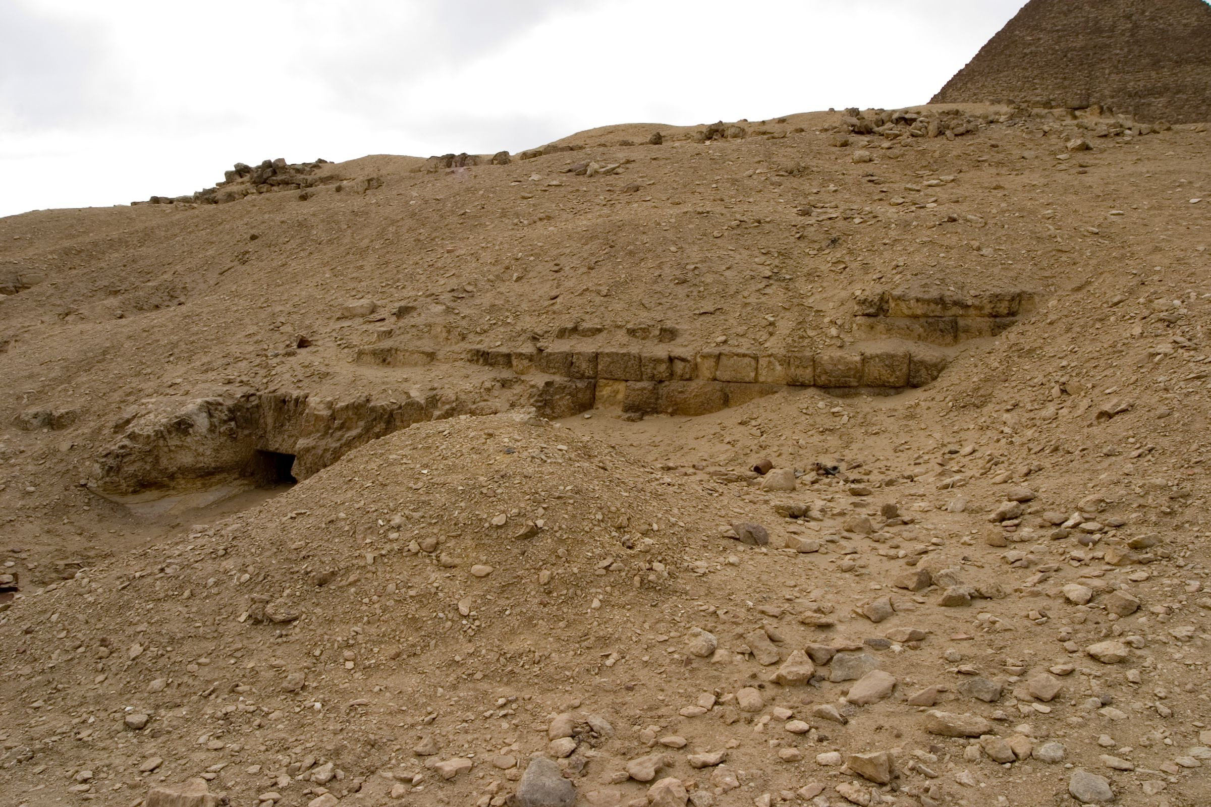 Eastern Cemetery: Site: Giza; View: G 7712