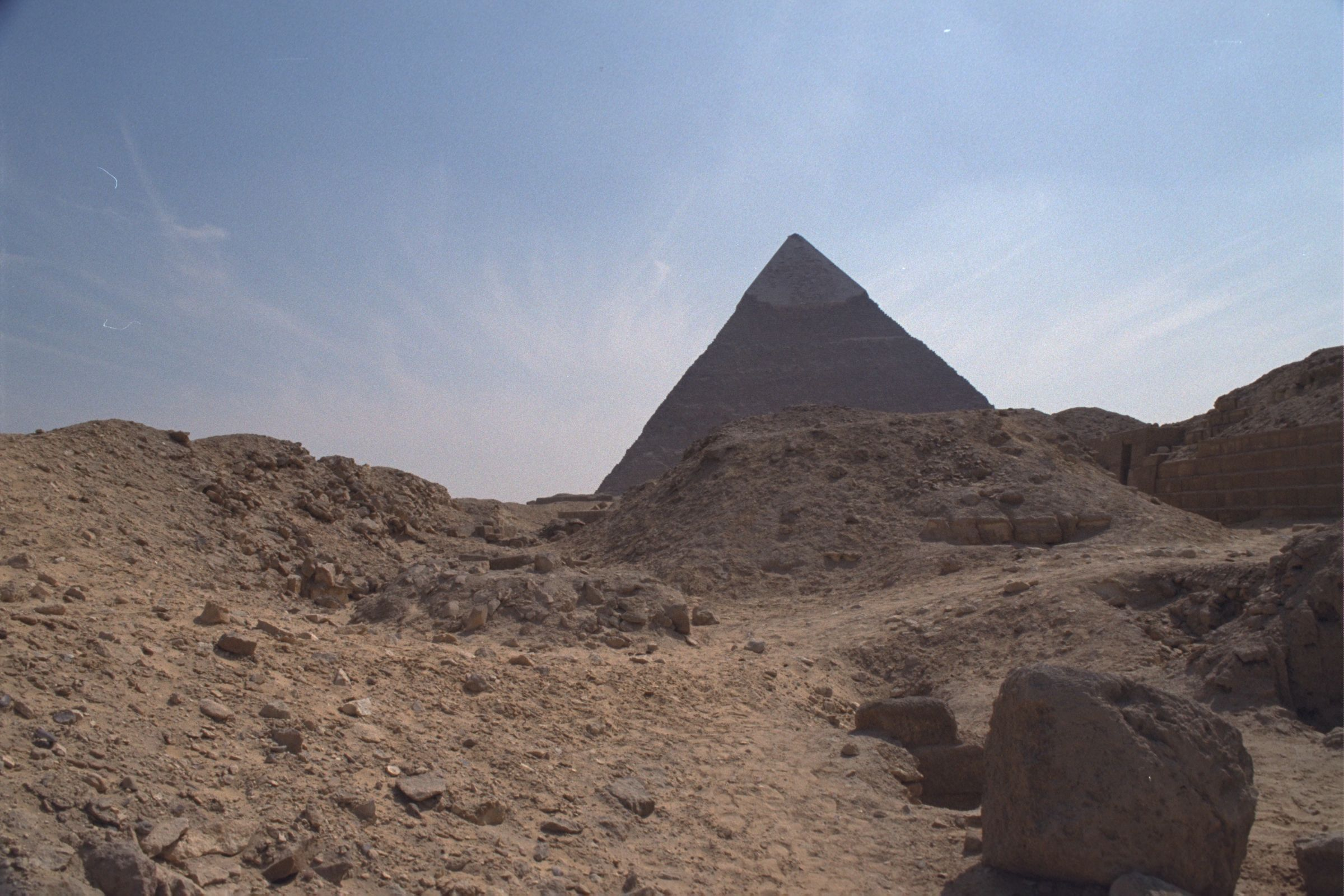 Western Cemetery: Site: Giza; View: G 2220, G 2222, G 2170