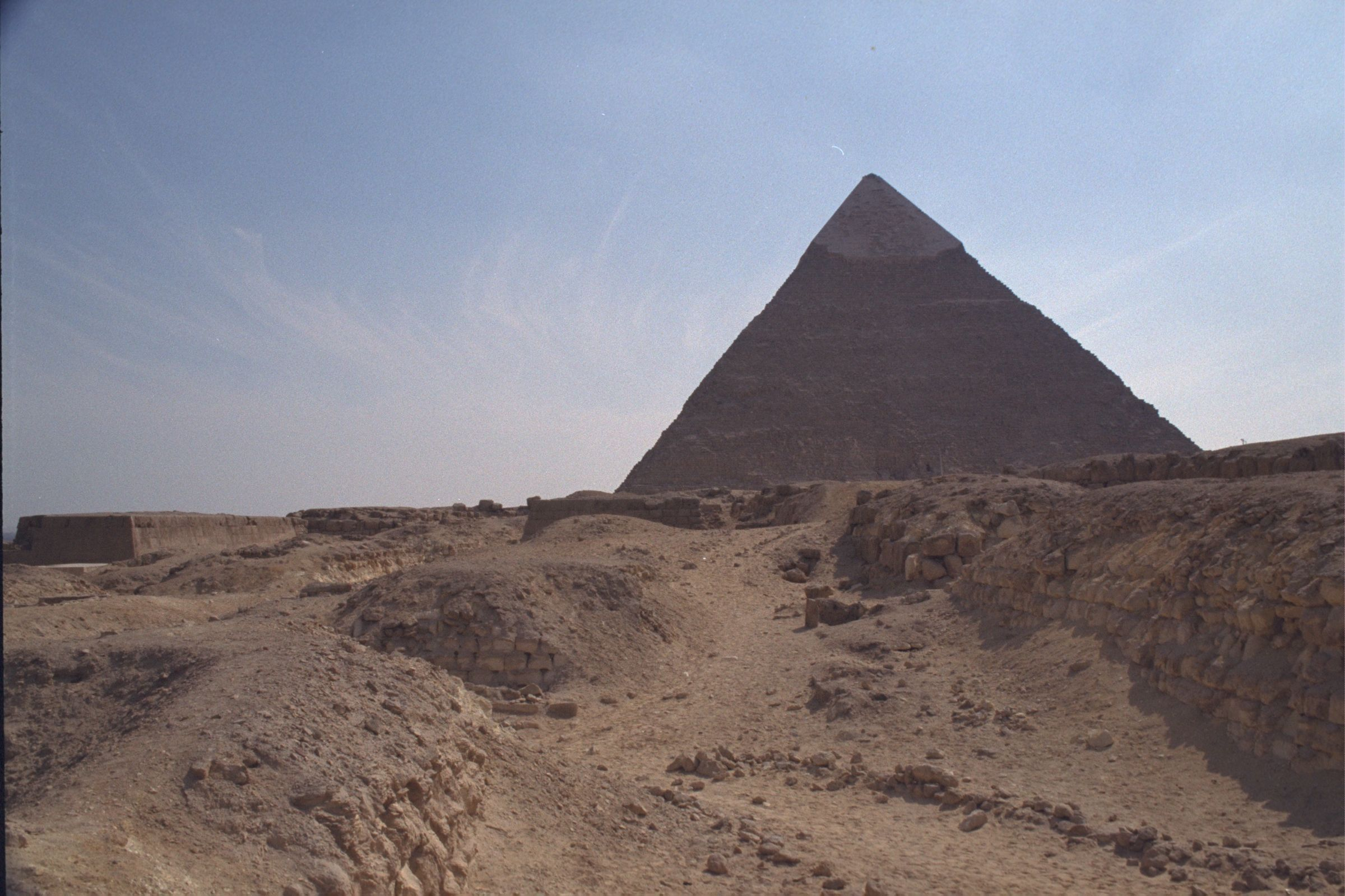 Western Cemetery: Site: Giza; View: G 4860, G 4850, G 4970, G 4960