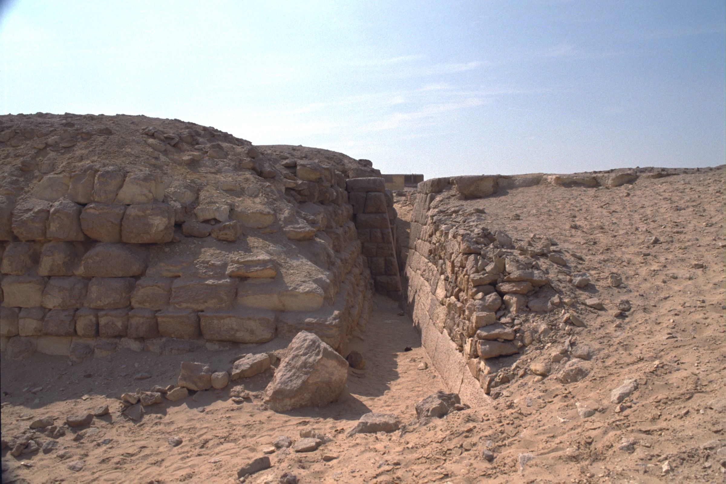Western Cemetery: Site: Giza; View: G 4860, G 2155