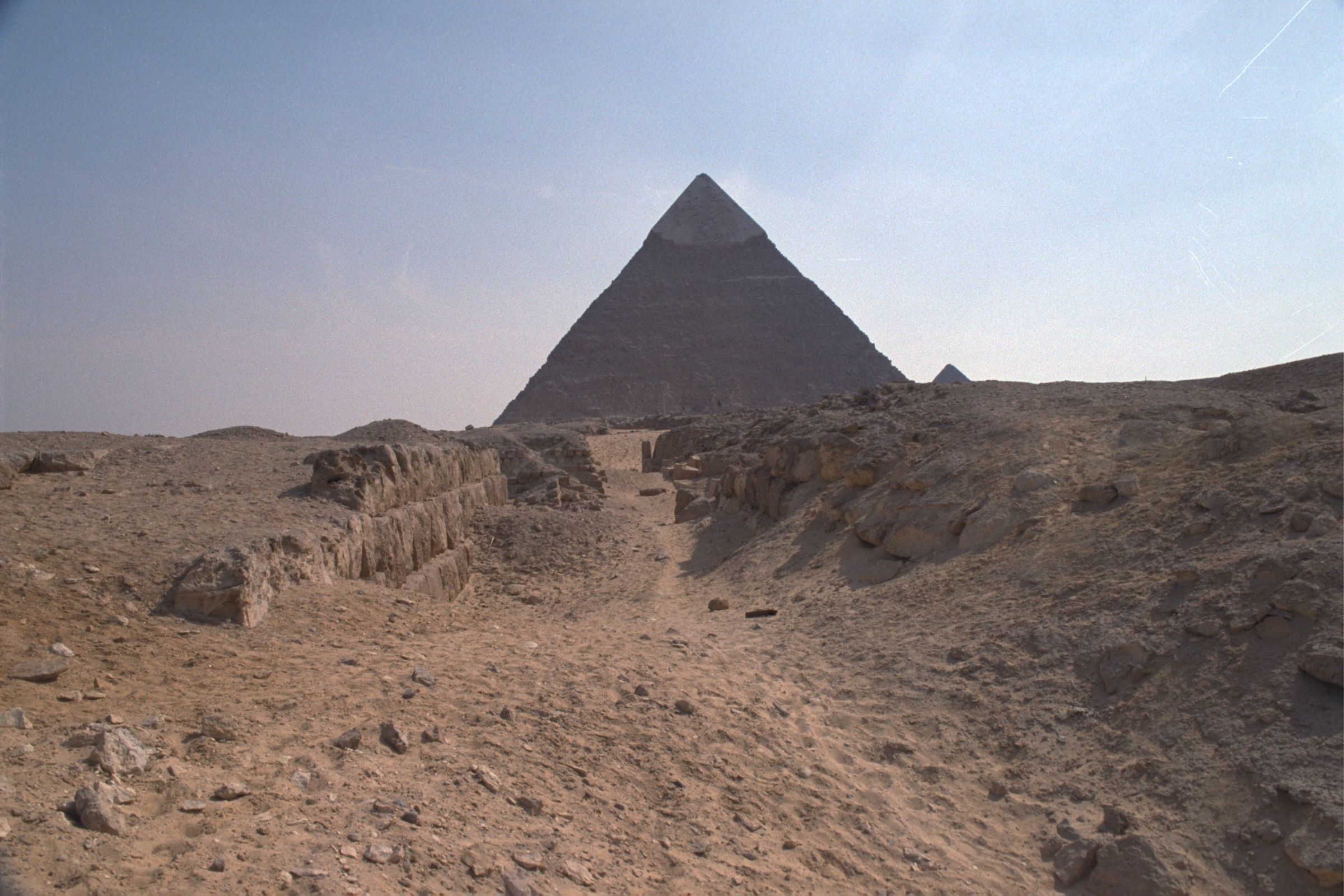 Western Cemetery: Site: Giza; View: G 2220, G 2210