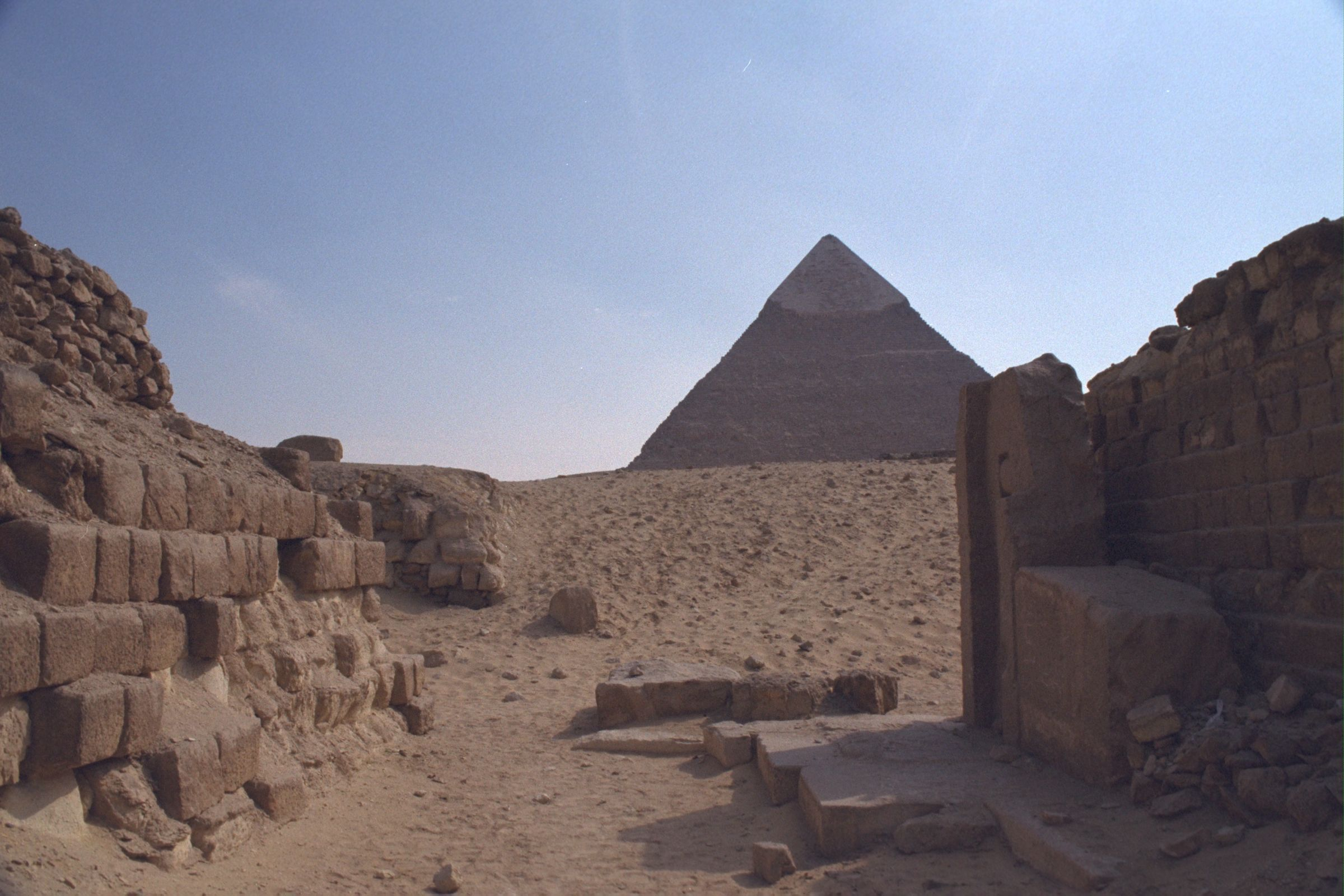 Western Cemetery: Site: Giza; View: G 2140, G 2120