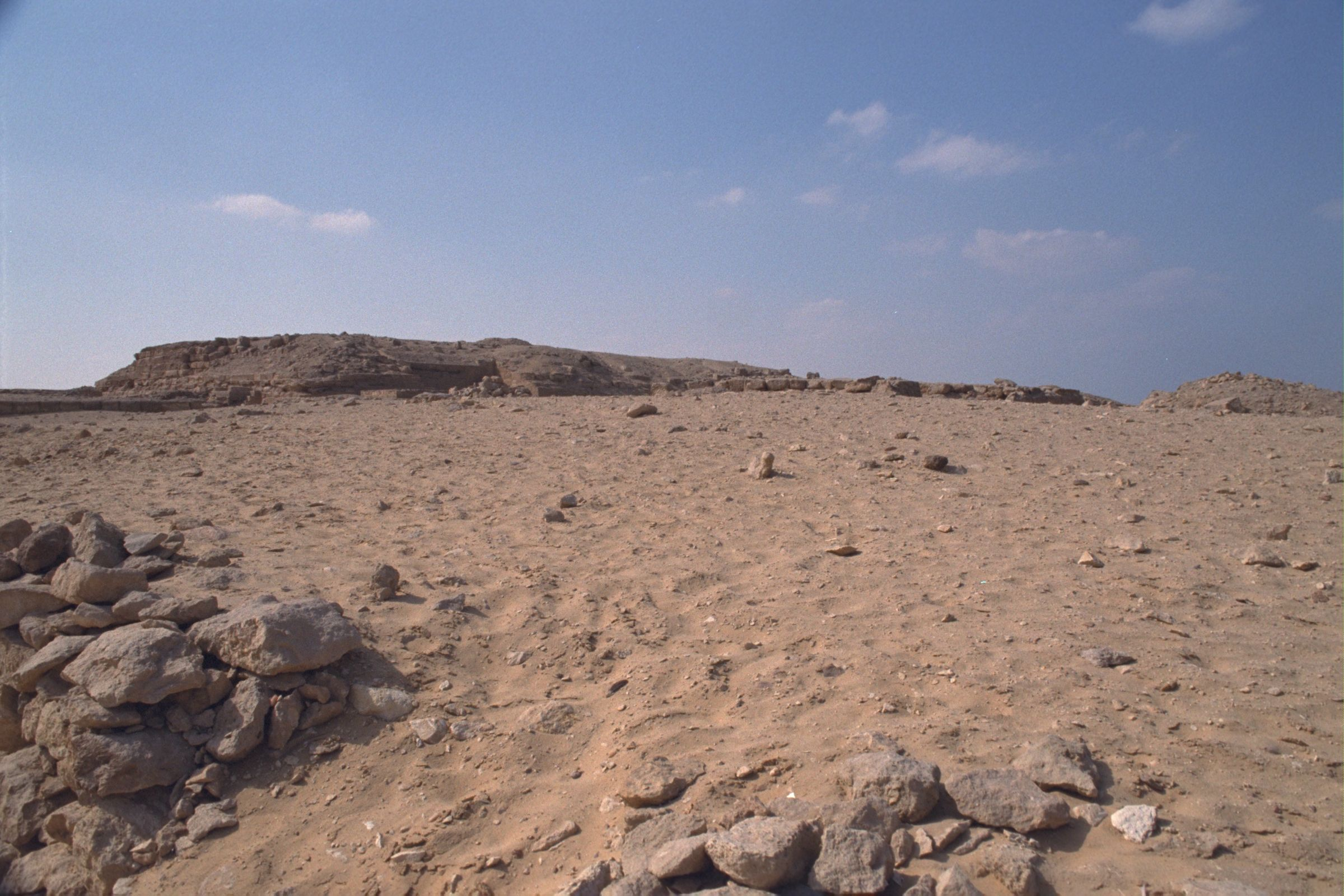 Western Cemetery: Site: Giza; View: G 4660