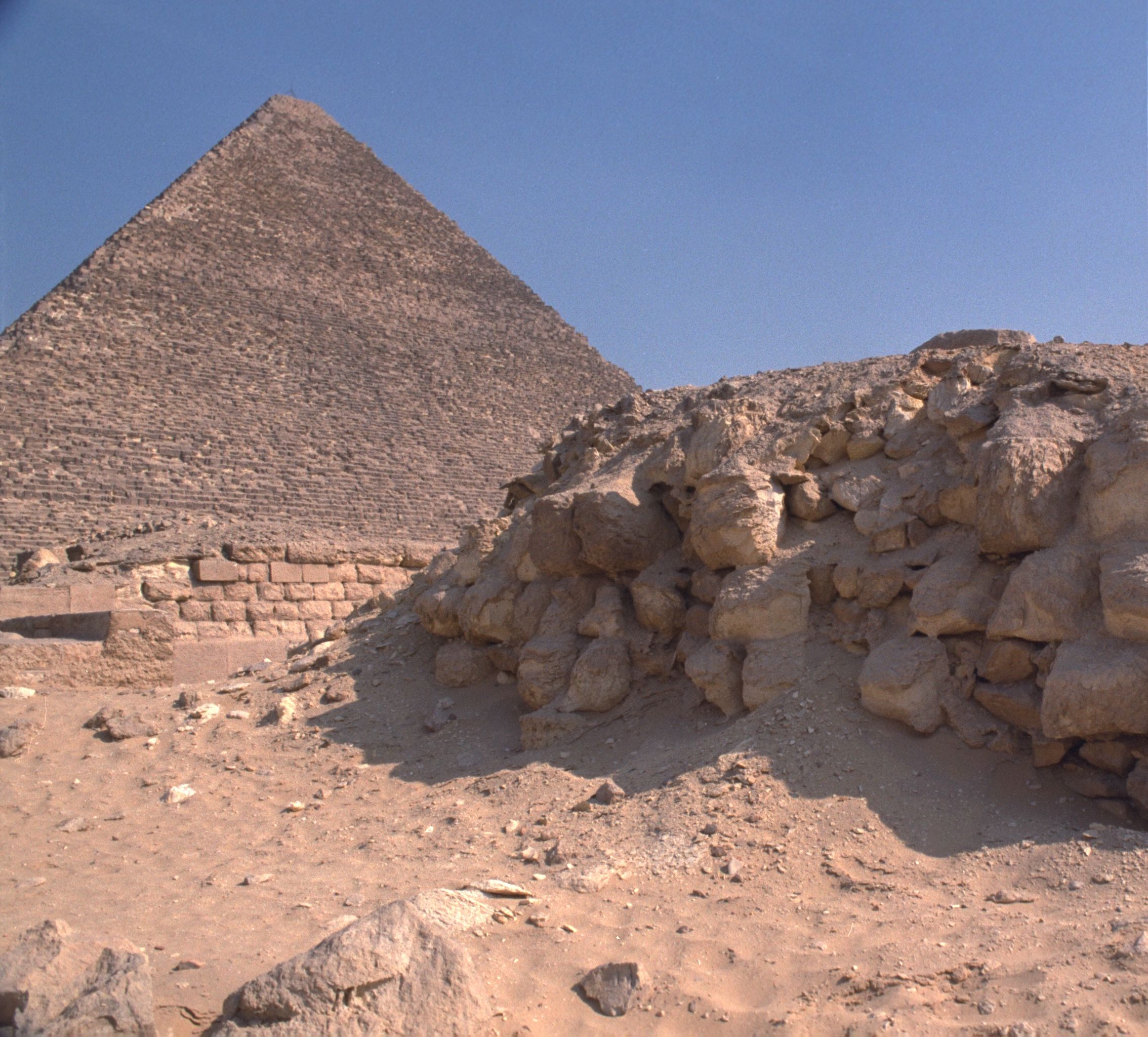 Western Cemetery: Site: Giza; View: G 2135