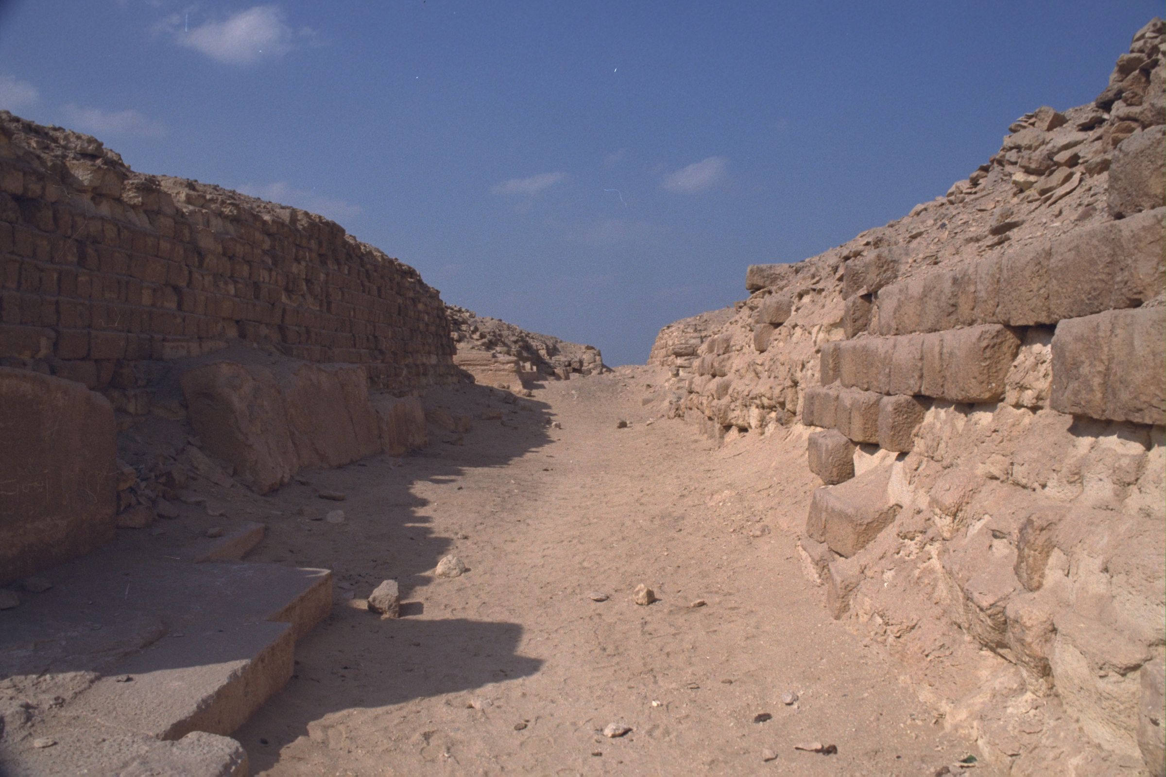 Western Cemetery: Site: Giza; View: G 2120, G 2140