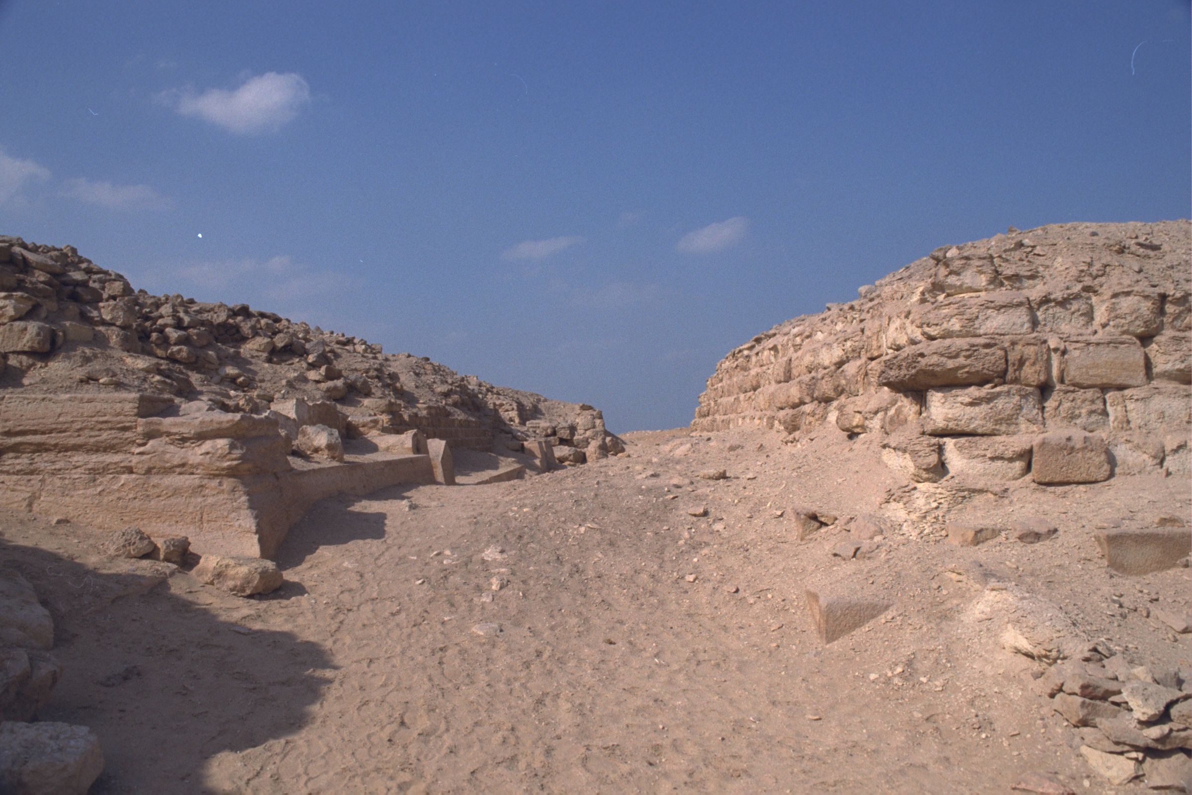 Western Cemetery: Site: Giza; View: G 2130, G 2150
