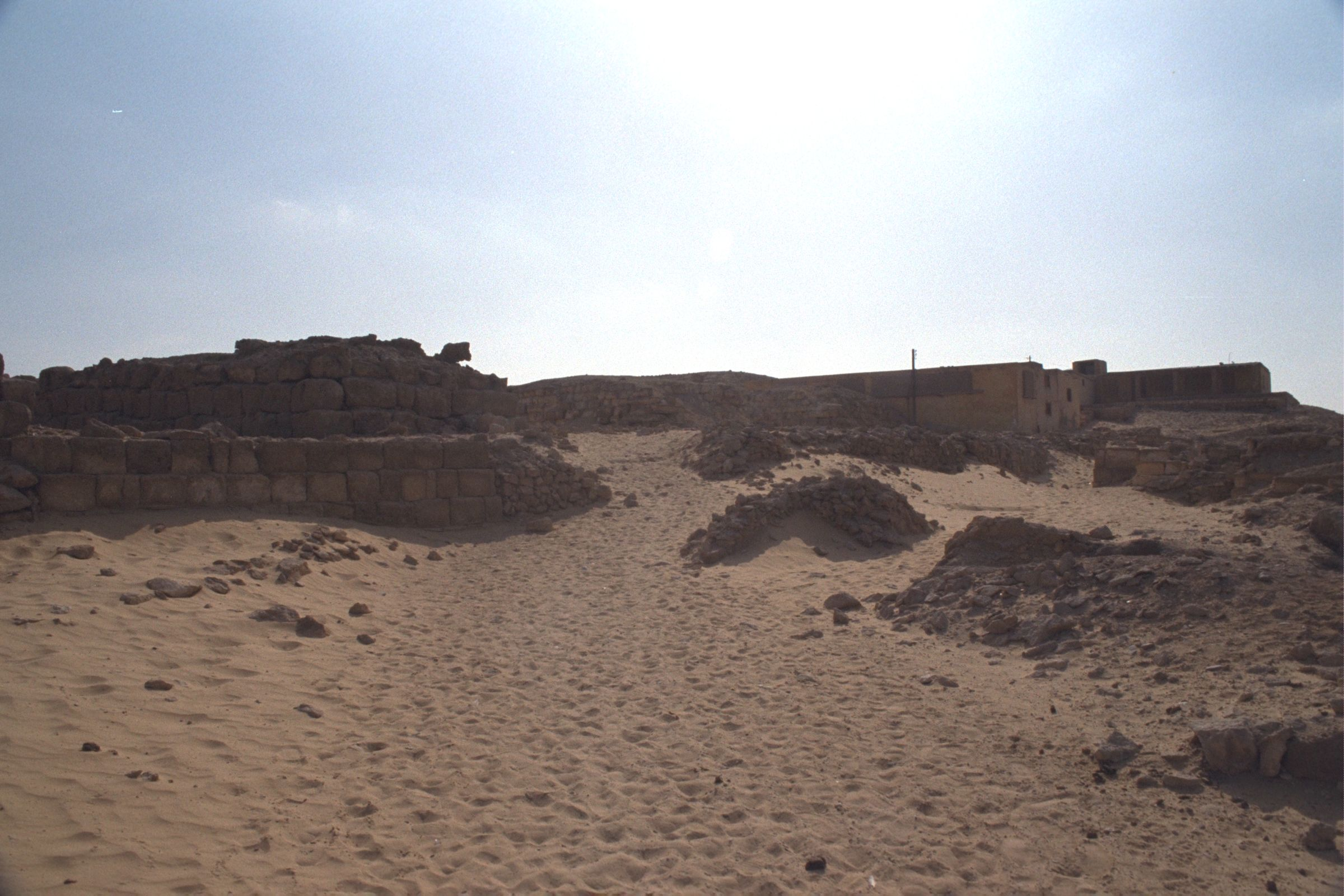 Western Cemetery: Site: Giza; View: G 4360, G 4260, G 4160