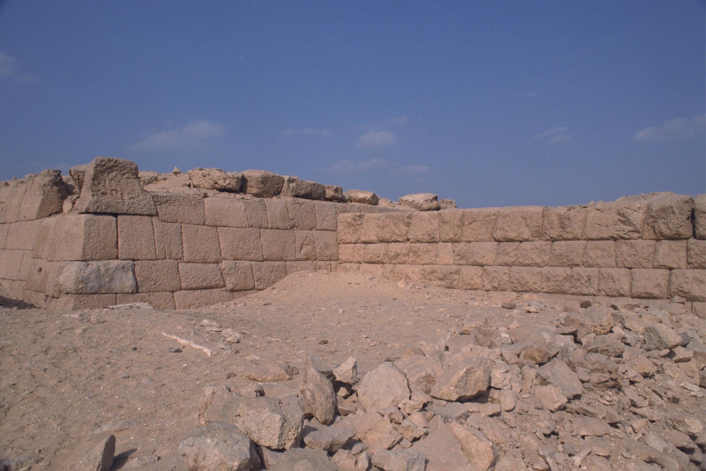 Western Cemetery: Site: Giza; View: G 2100-I, G 2100-II