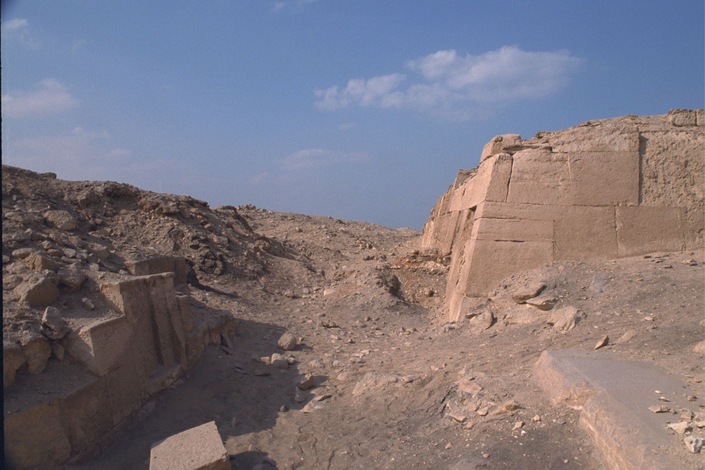 Western Cemetery: Site: Giza; View: G 2041, G 2100, G 2110