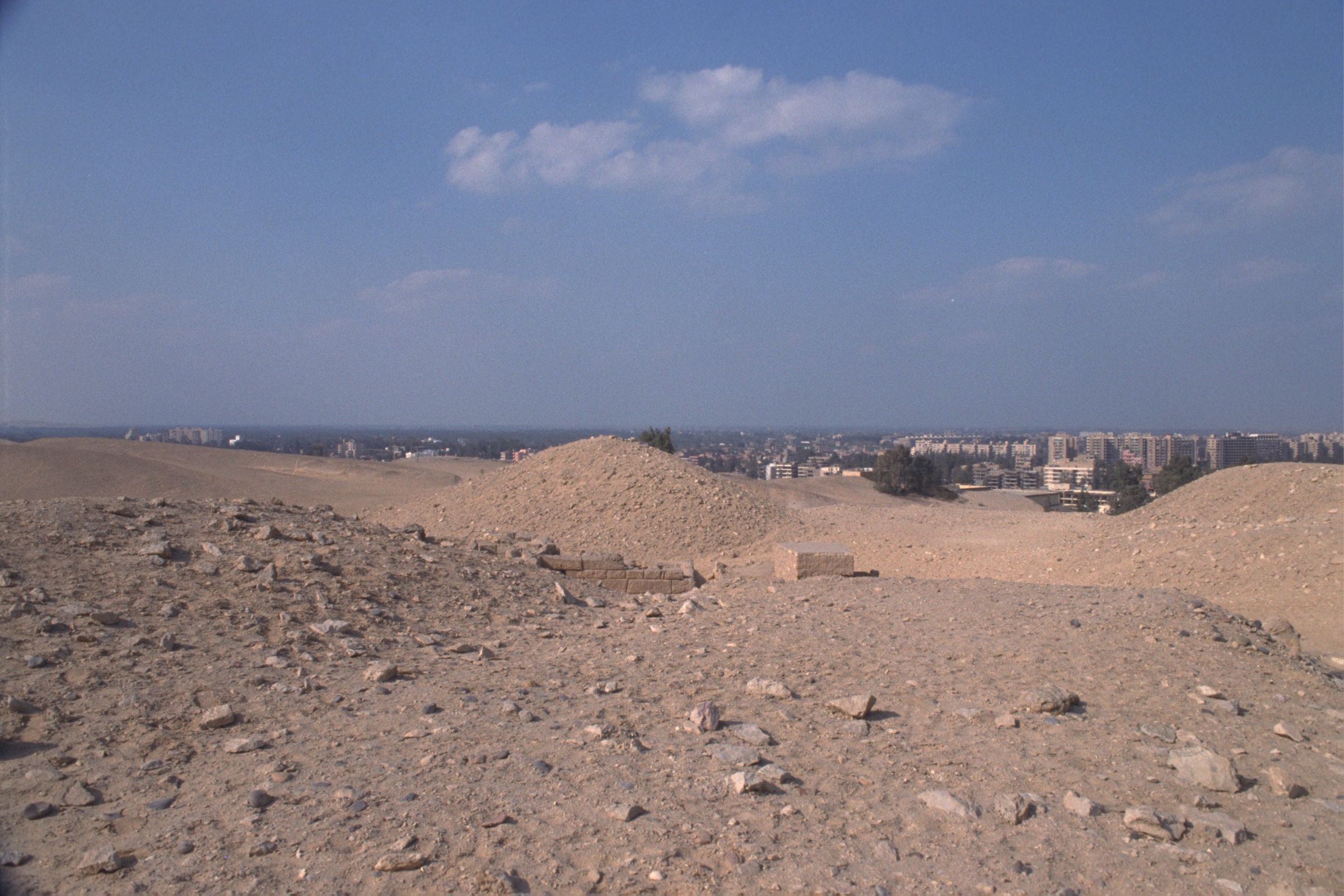 Western Cemetery: Site: Giza; View: G 2231, G 2240