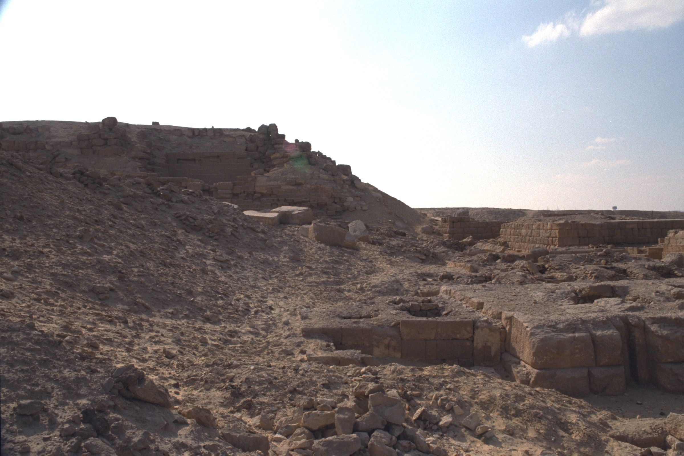 Western Cemetery: Site: Giza; View: G 2061, G 2071