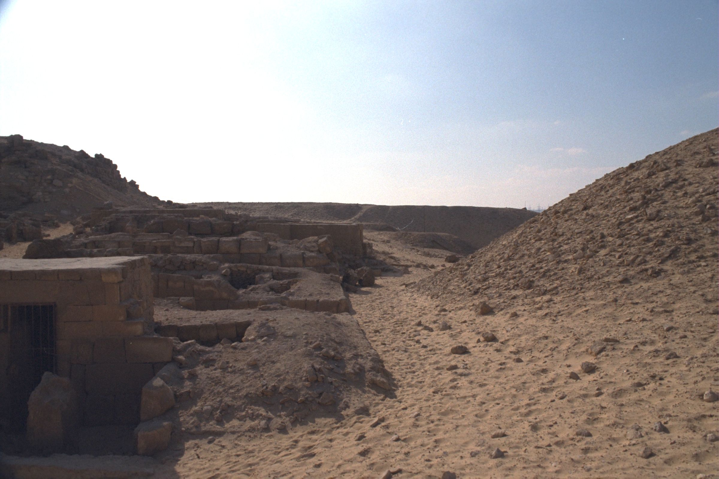 Western Cemetery: Site: Giza; View: G 2240, G 2231