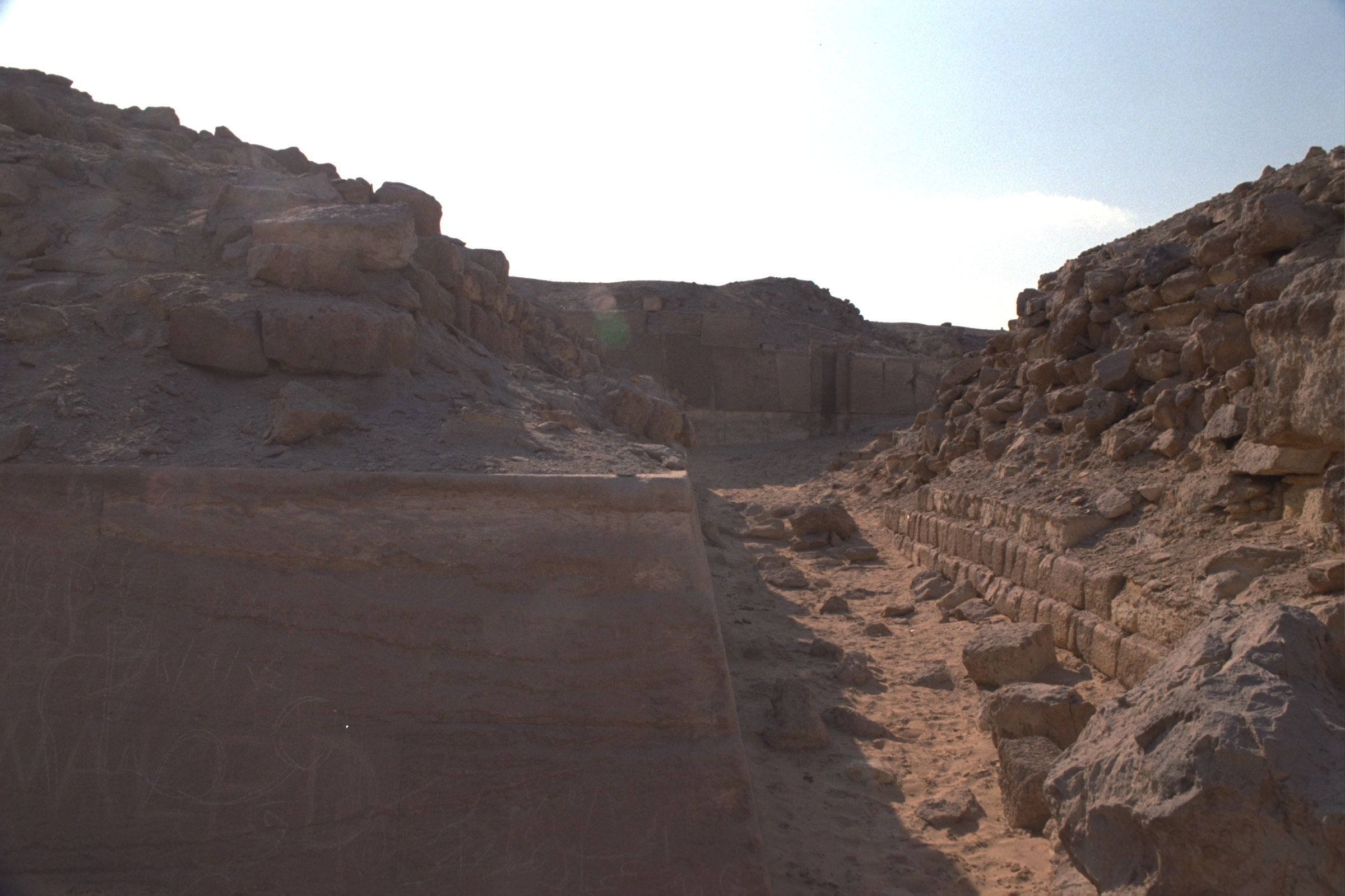 Western Cemetery: Site: Giza; View: G 2130, G 2210