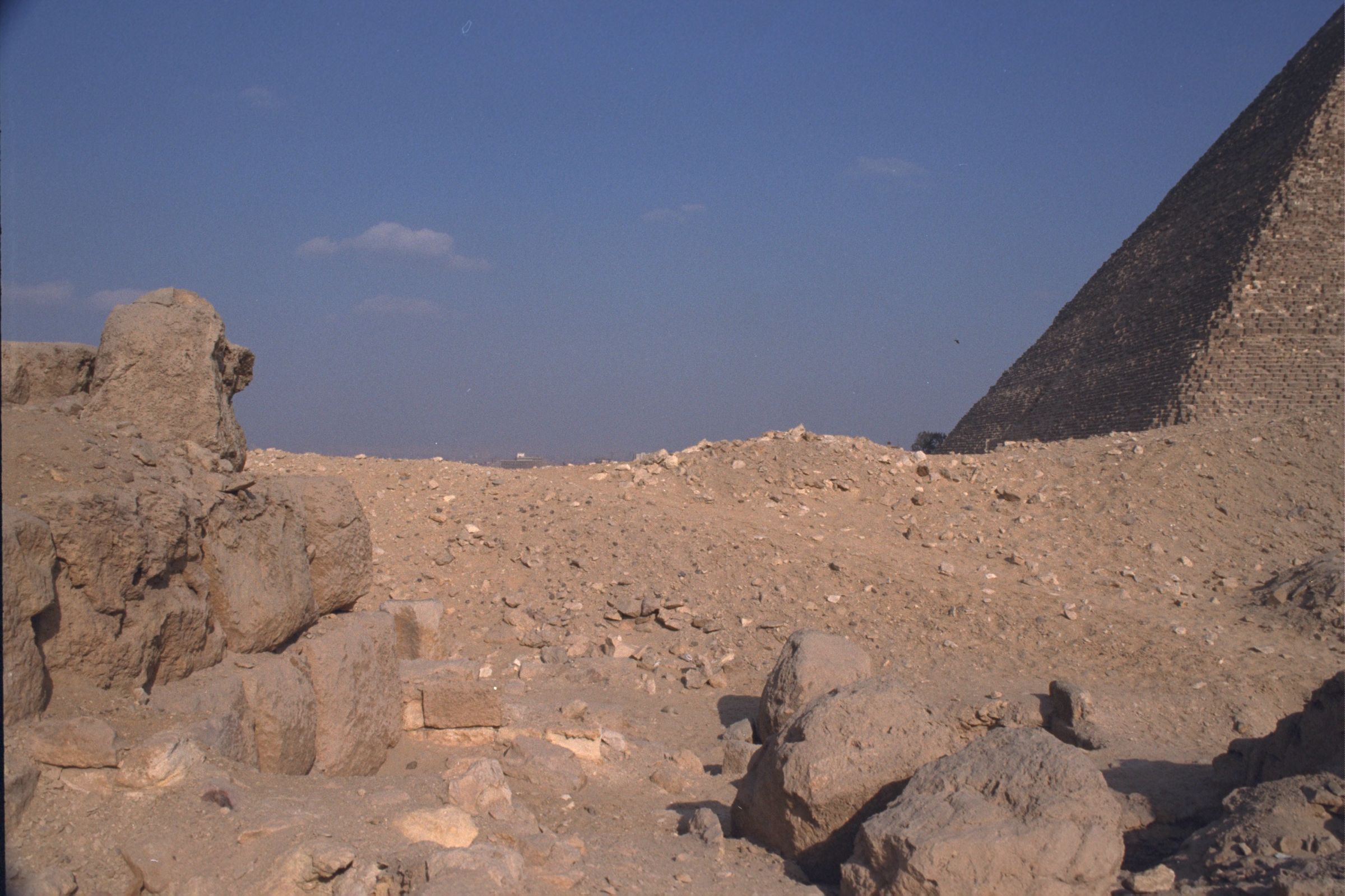 Western Cemetery: Site: Giza; View: G 2220, G 2156'