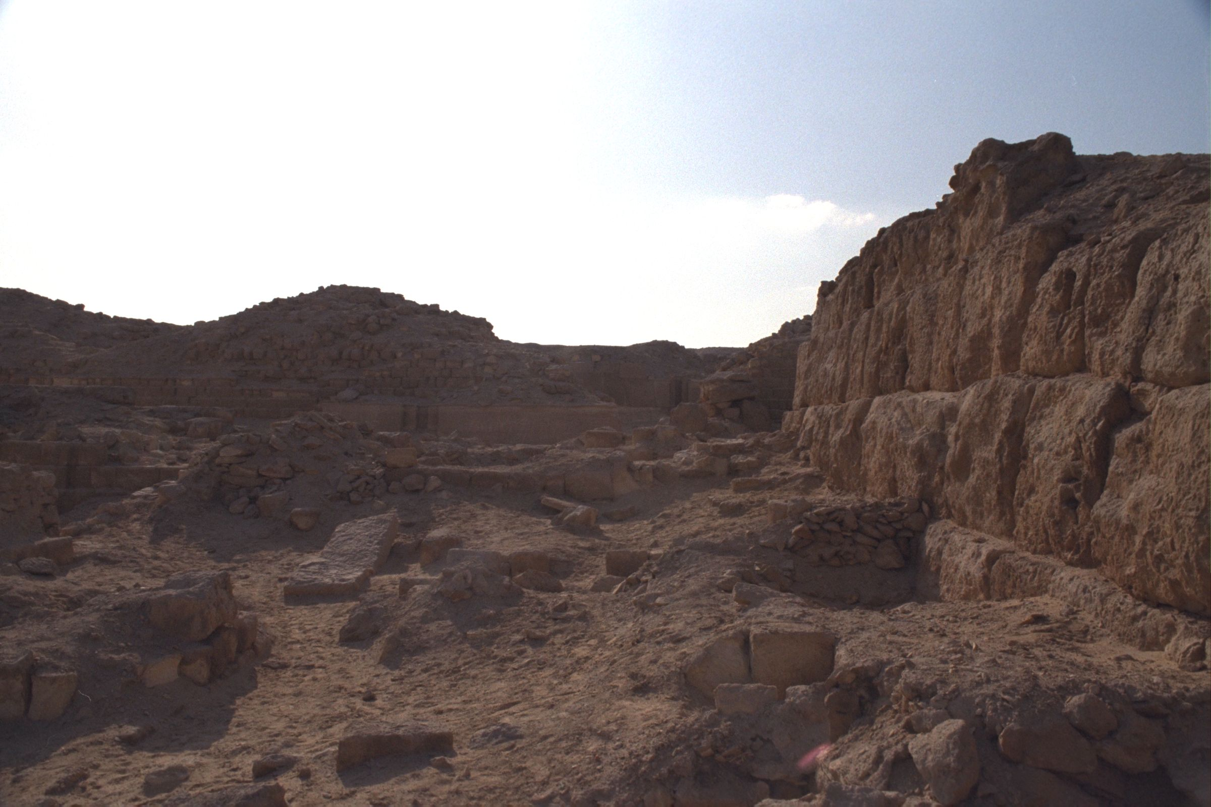 Western Cemetery: Site: Giza; View: G 2156', G 2139, G 2220