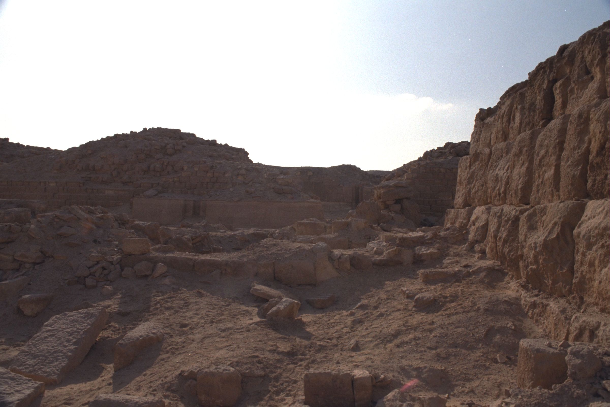 Western Cemetery: Site: Giza; View: G 2138, G 2134, G 2137, G 2220