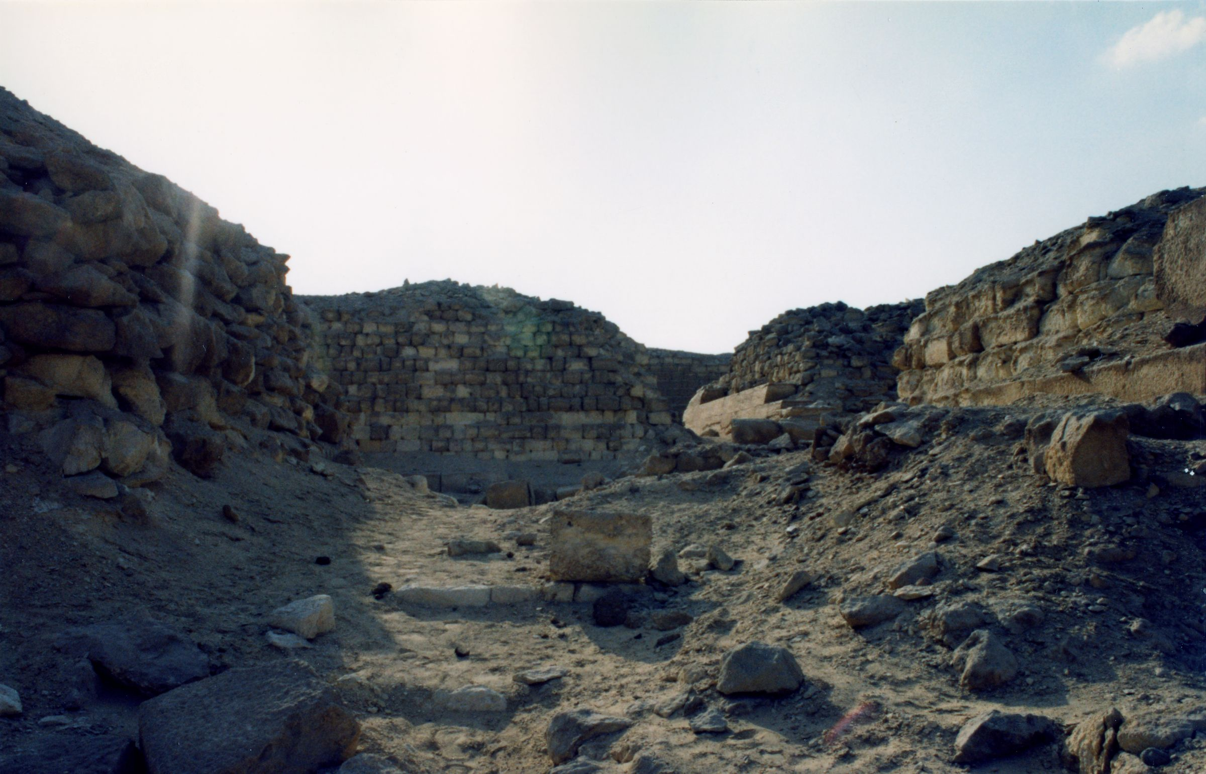 Western Cemetery: Site: Giza; View: G 2144, G 2143, G 2140, G 2150