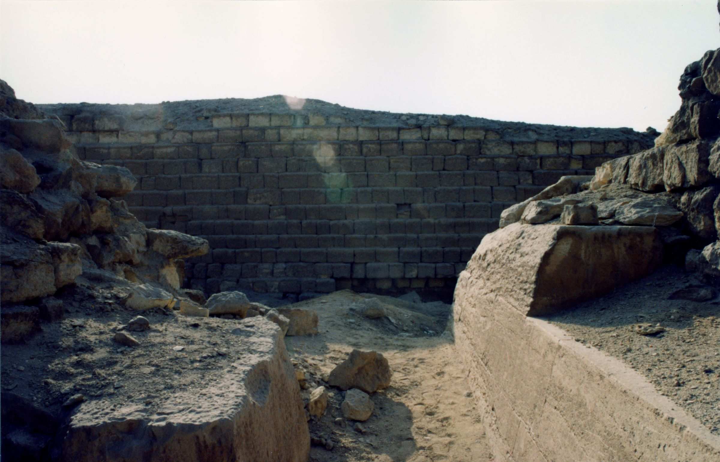 Western Cemetery: Site: Giza; View: G 2120, G 2130, G 2100