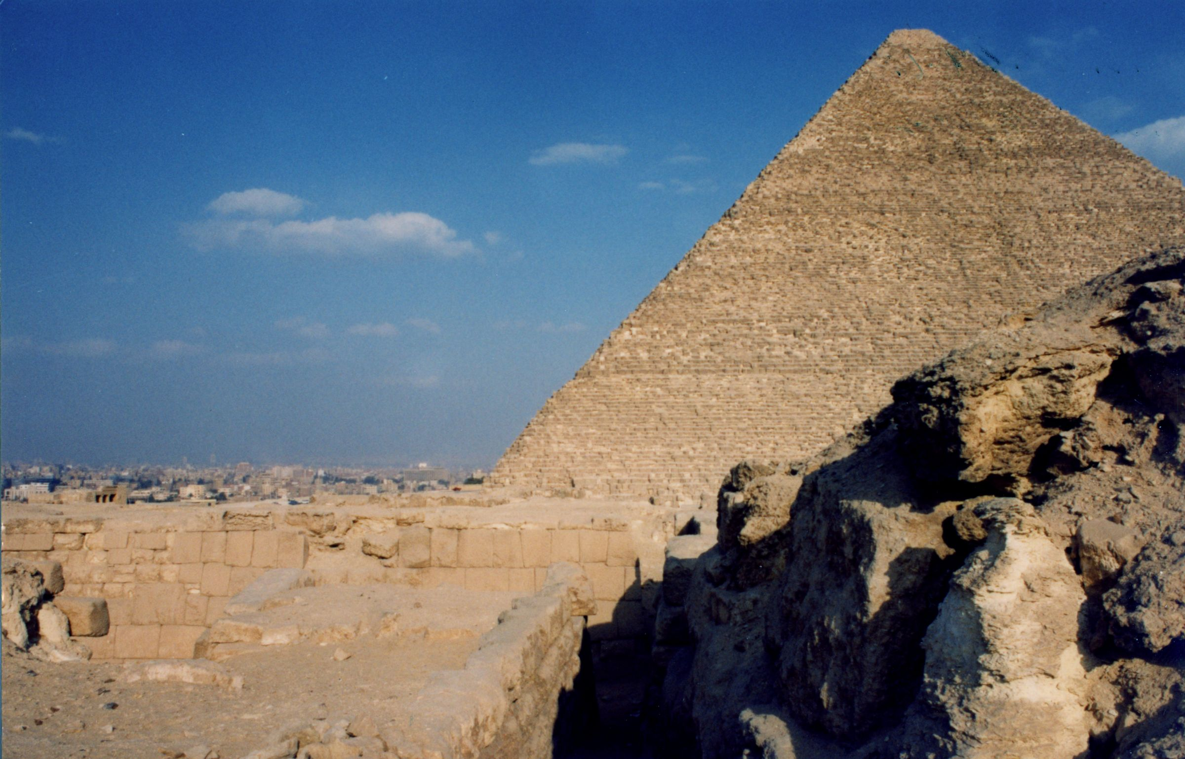 Western Cemetery: Site: Giza; View: G 4760