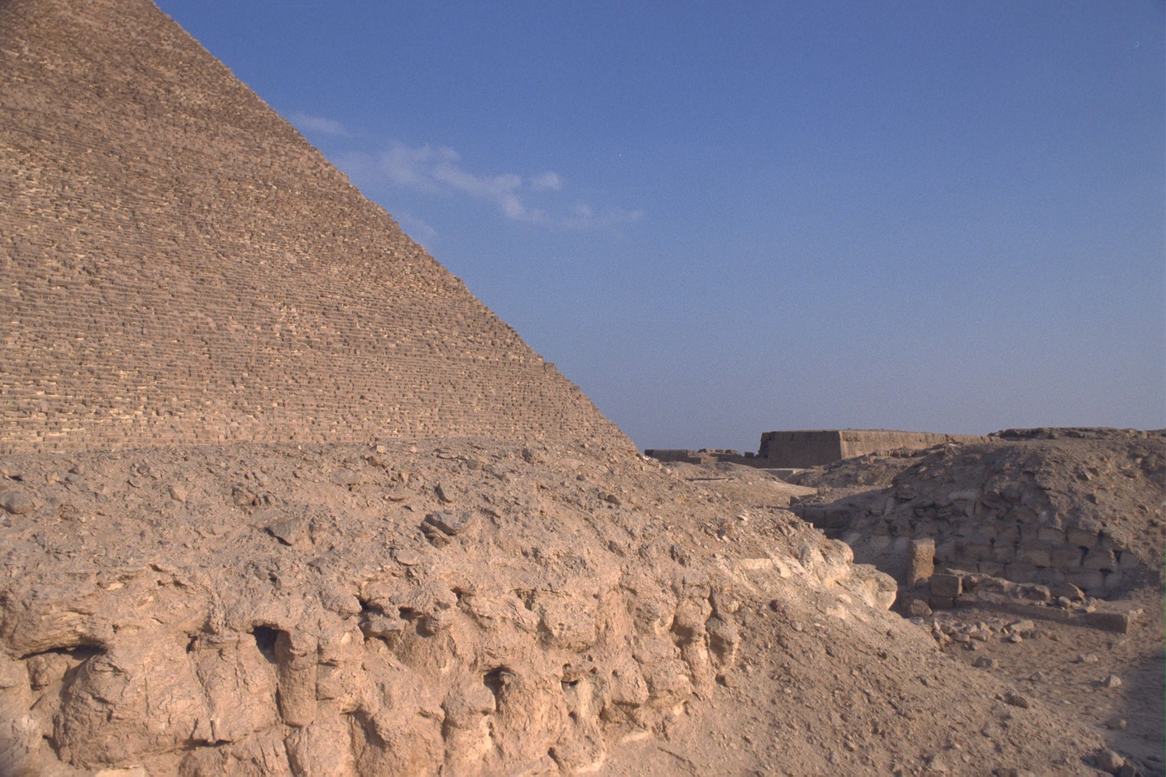 Western Cemetery: Site: Giza; View: G 4970, G 4960