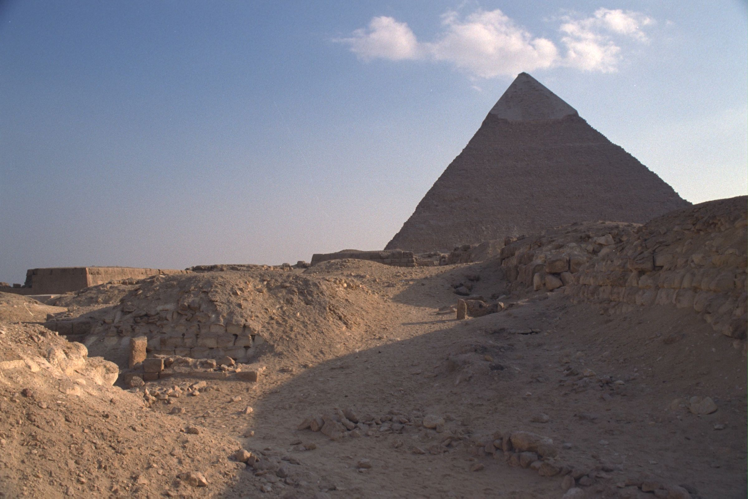 Western Cemetery: Site: Giza; View: G 4970, G 4960, G 4860