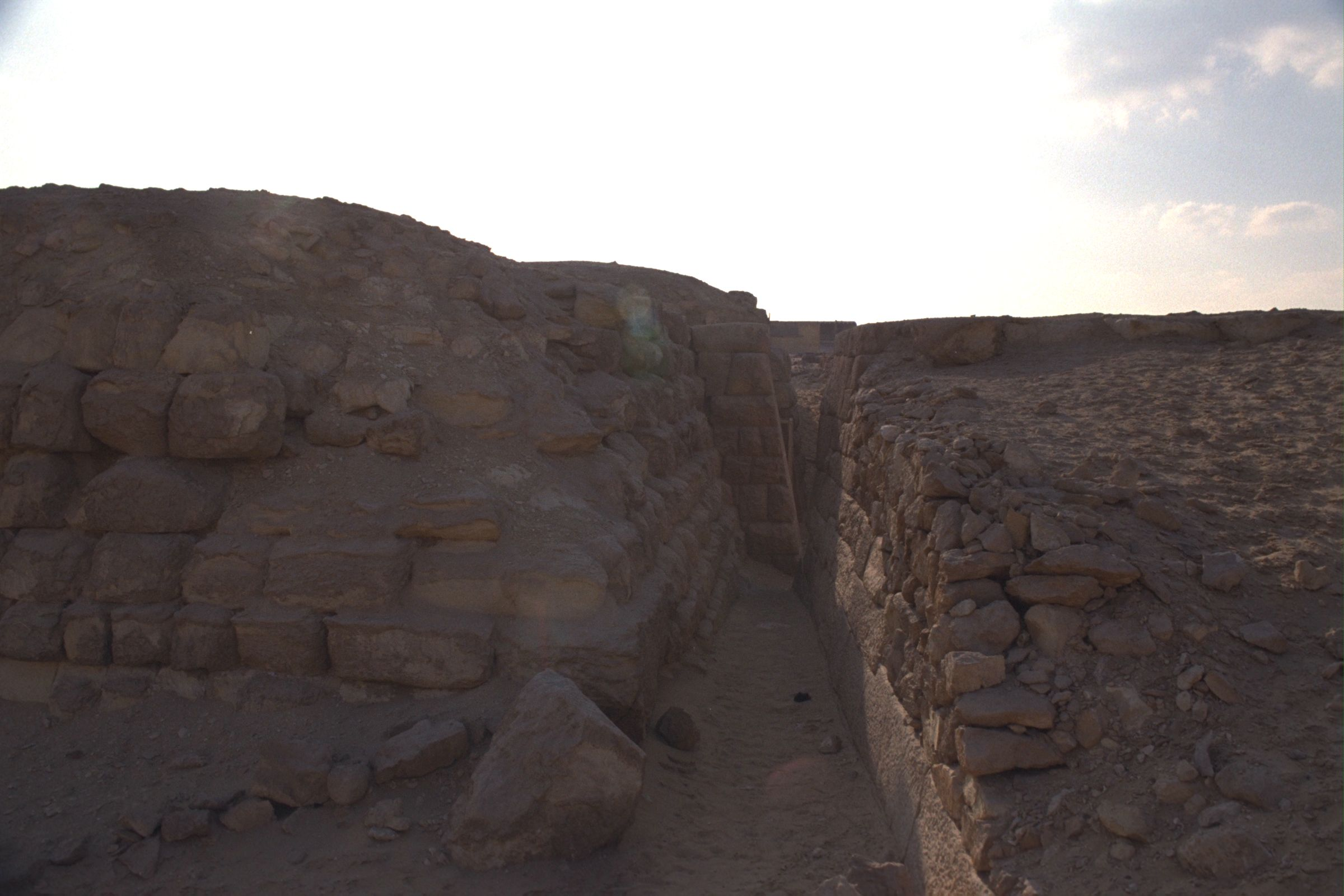 Western Cemetery: Site: Giza; View: G 2155, G 4860, G 4761
