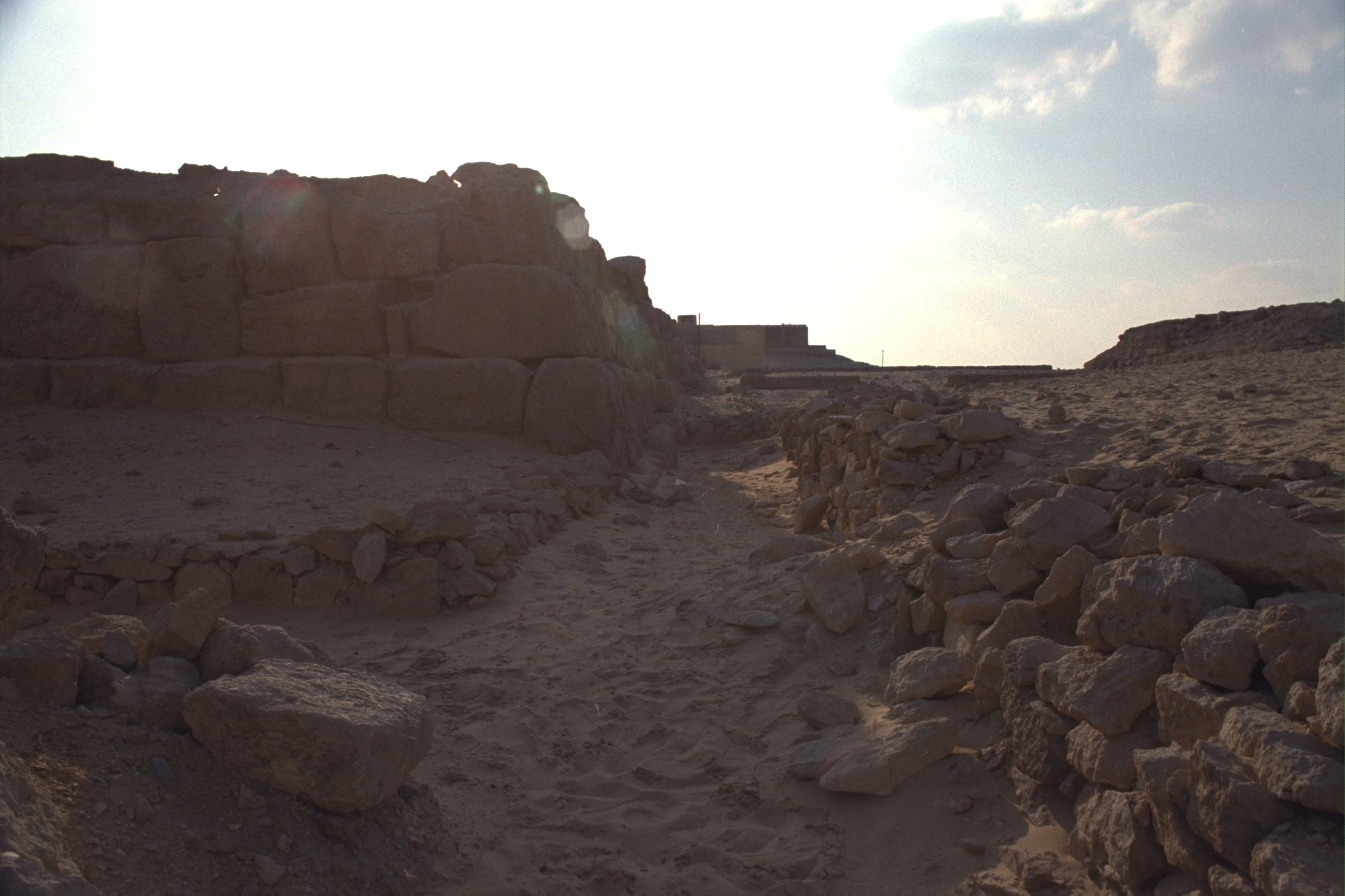 Western Cemetery: Site: Giza; View: G 4760, G 2135, G 4660