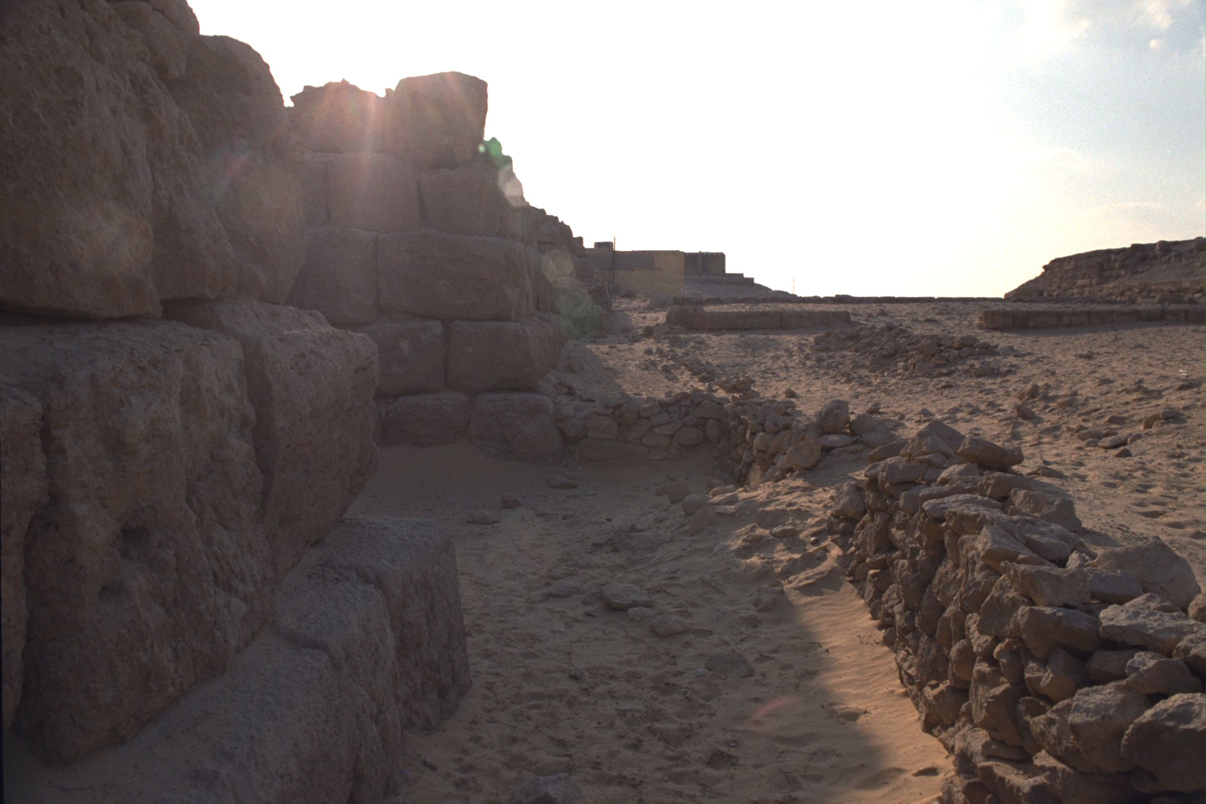 Western Cemetery: Site: Giza; View: G 4660, G 4560