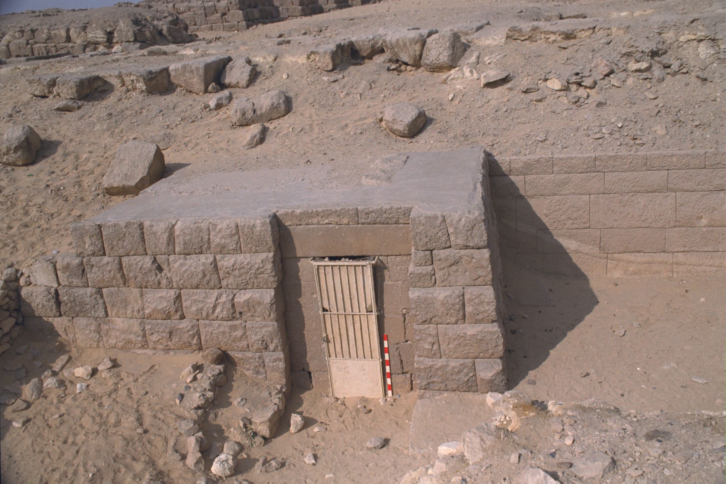 Western Cemetery: Site: Giza; View: G 2155, G 2156