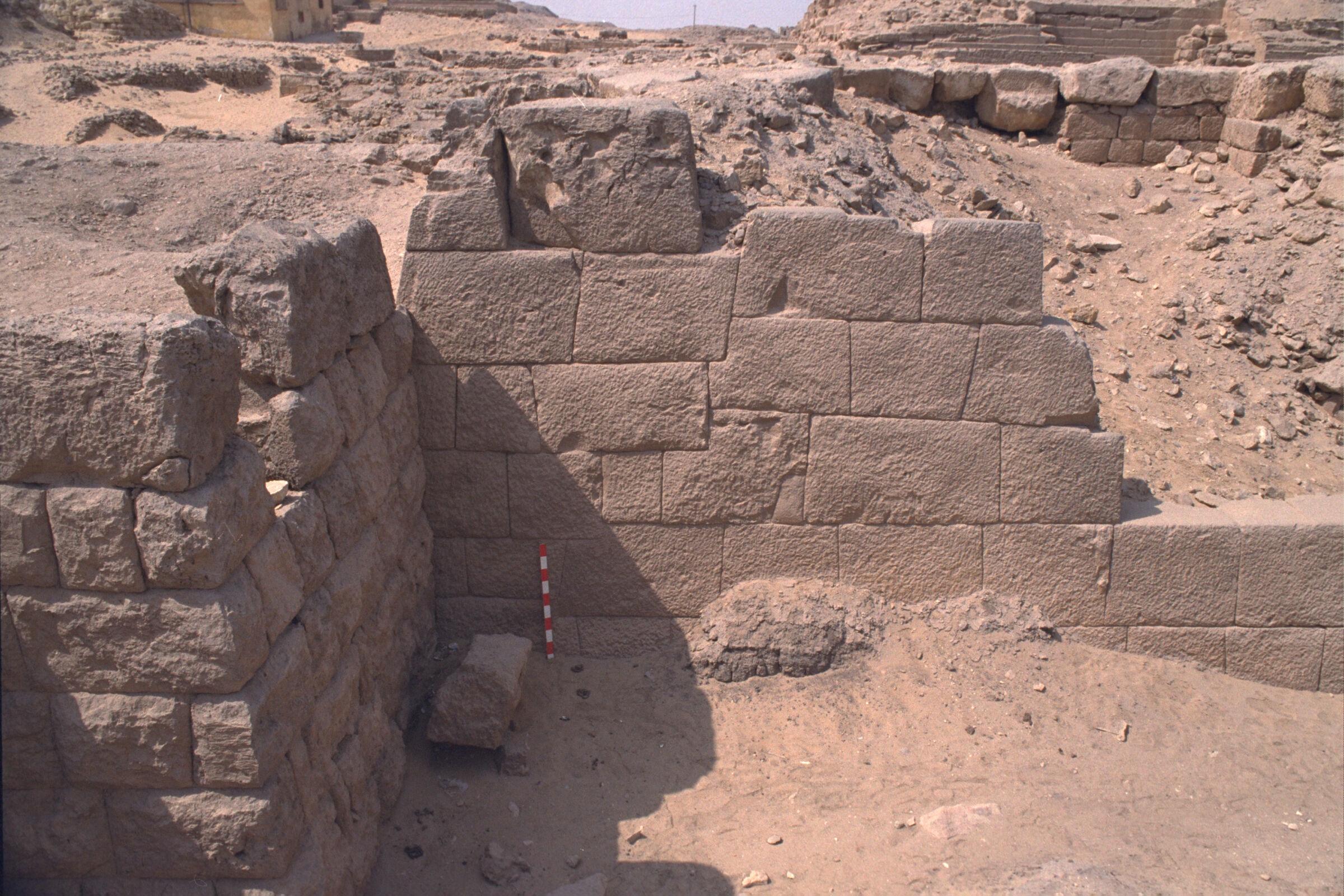 Western Cemetery: Site: Giza; View: G 2100-II, G 2100-I
