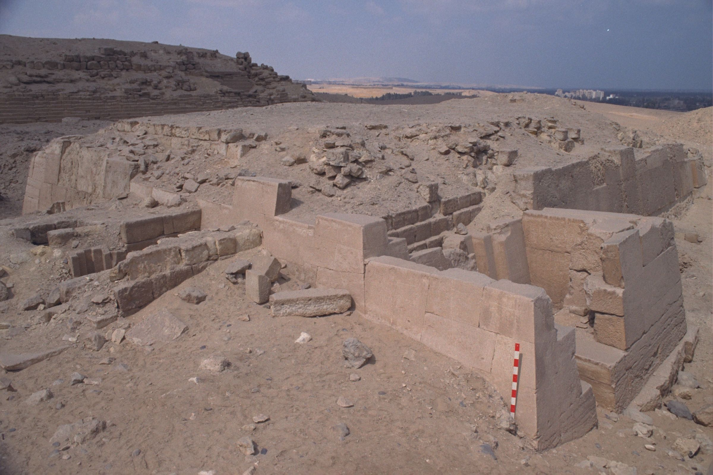 Western Cemetery: Site: Giza; View: G 2110, G 2112, G 2111