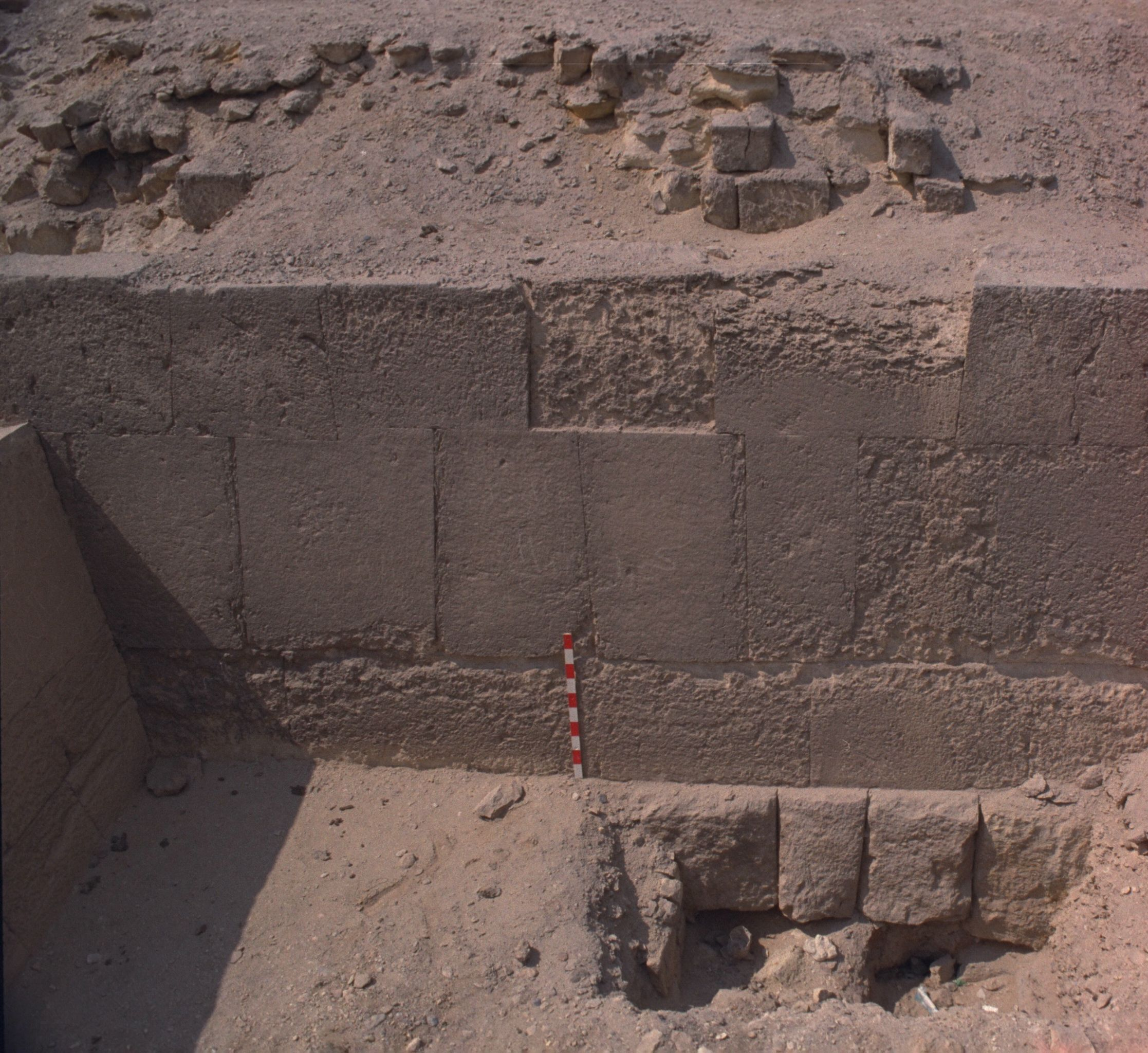 Western Cemetery: Site: Giza; View: G 2110, G 2115