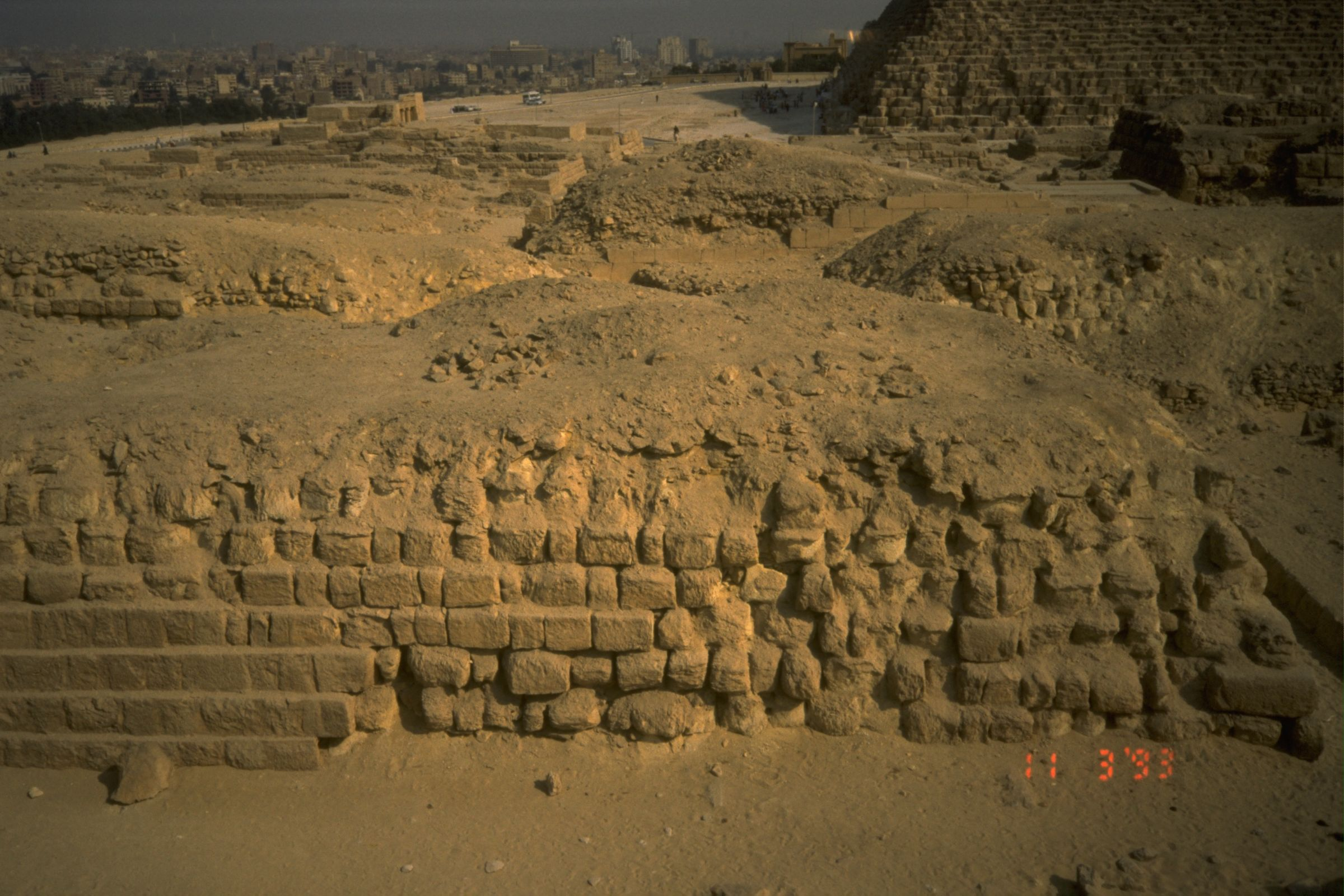 Western Cemetery: Site: Giza; View: G 2160