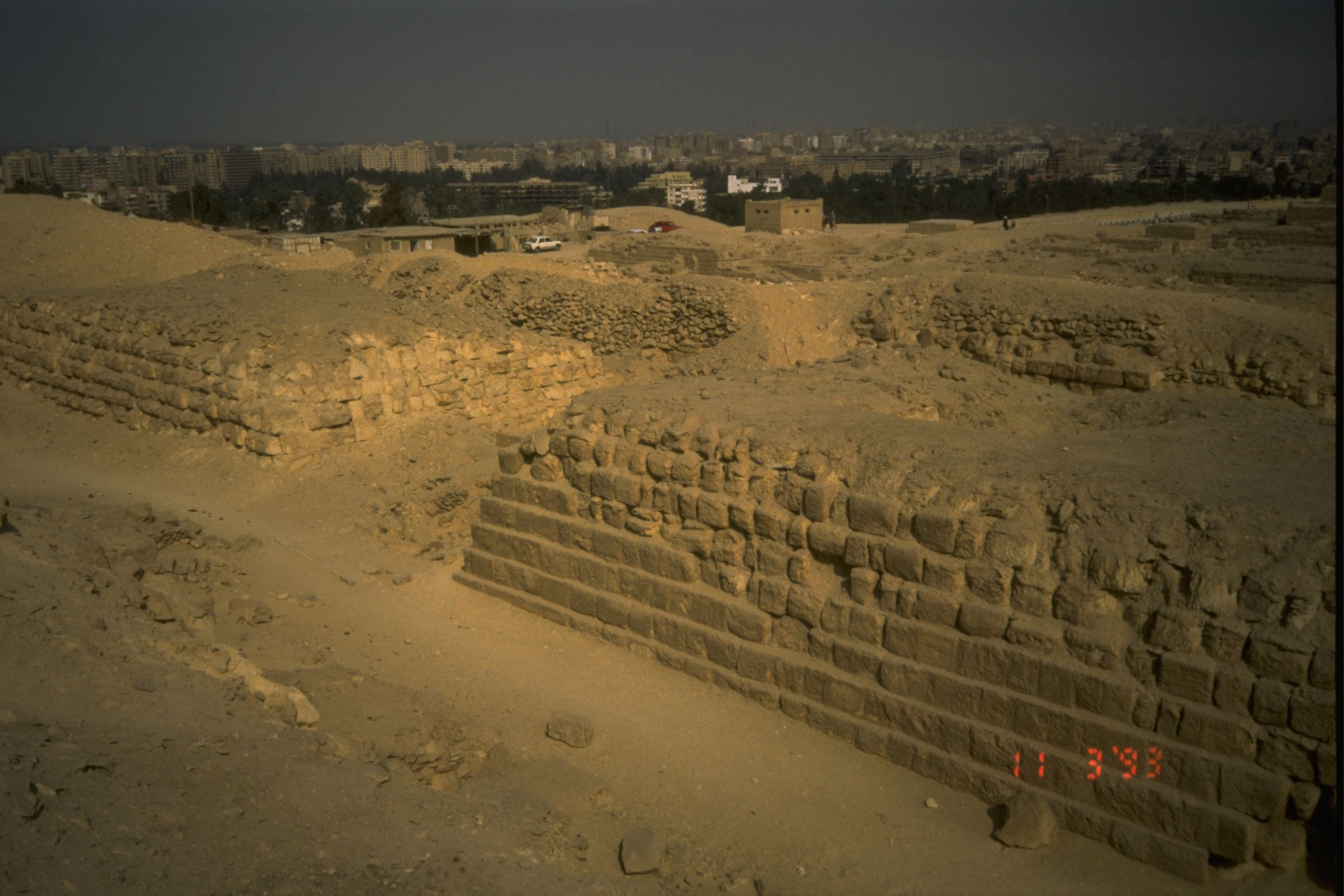 Western Cemetery: Site: Giza; View: G 2160, G 2170