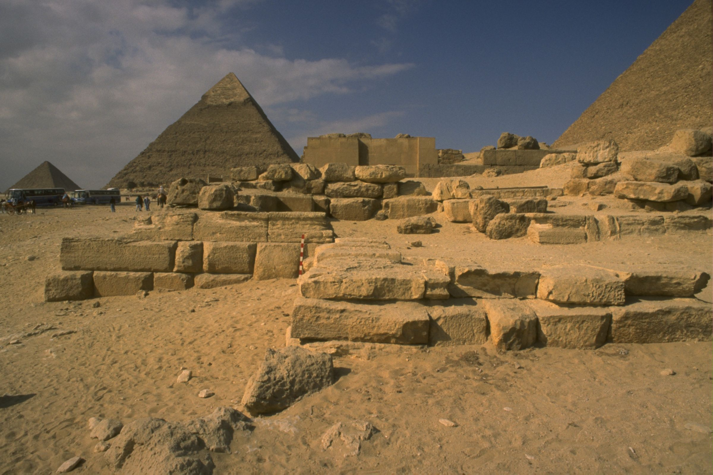 Eastern Cemetery: Site: Giza; View: G 7050