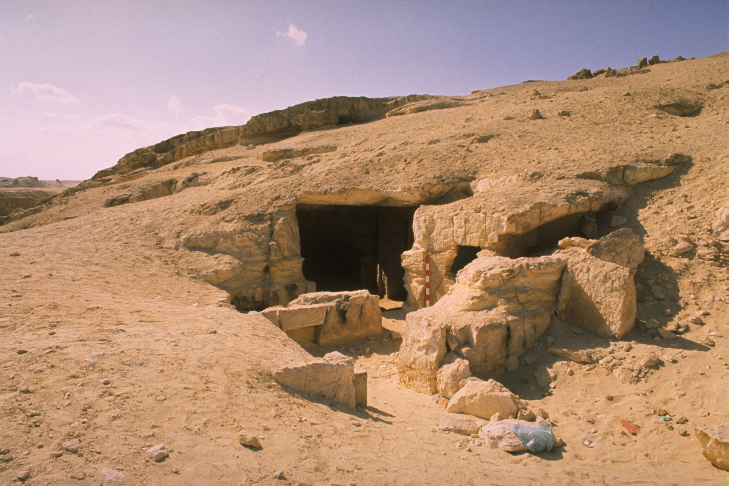 Eastern Cemetery: Site: Giza; View: G 7721