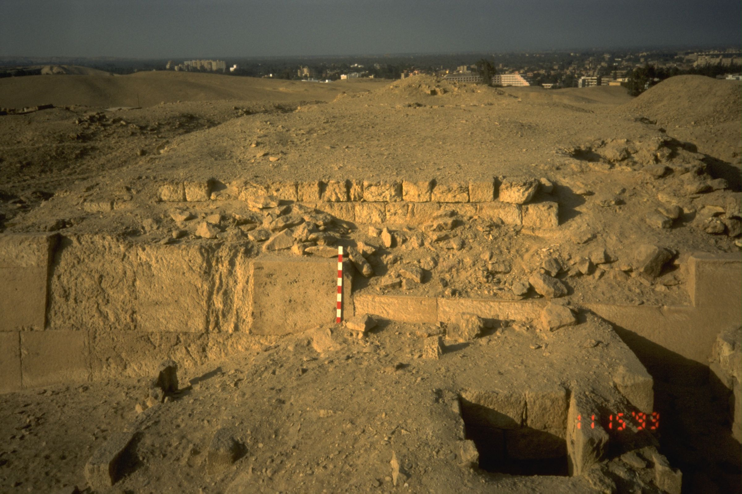 Western Cemetery: Site: Giza; View: G 2110, G 2111