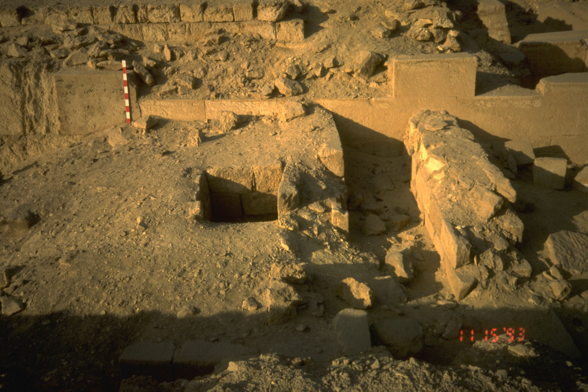 Western Cemetery: Site: Giza; View: G 2110, G 2111, G 2112