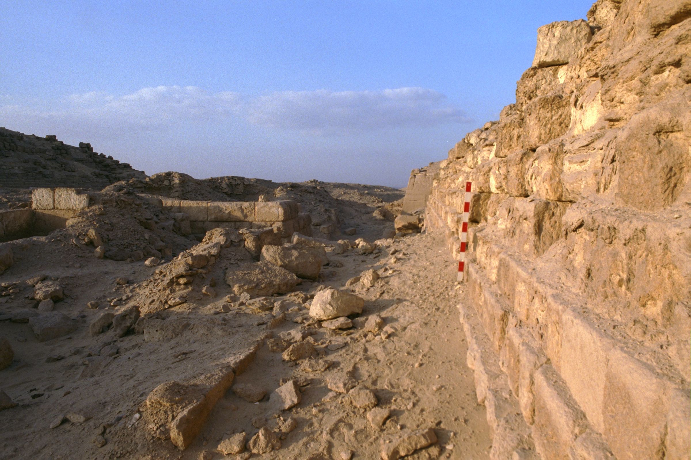 Western Cemetery: Site: Giza; View: G 2100, 2110
