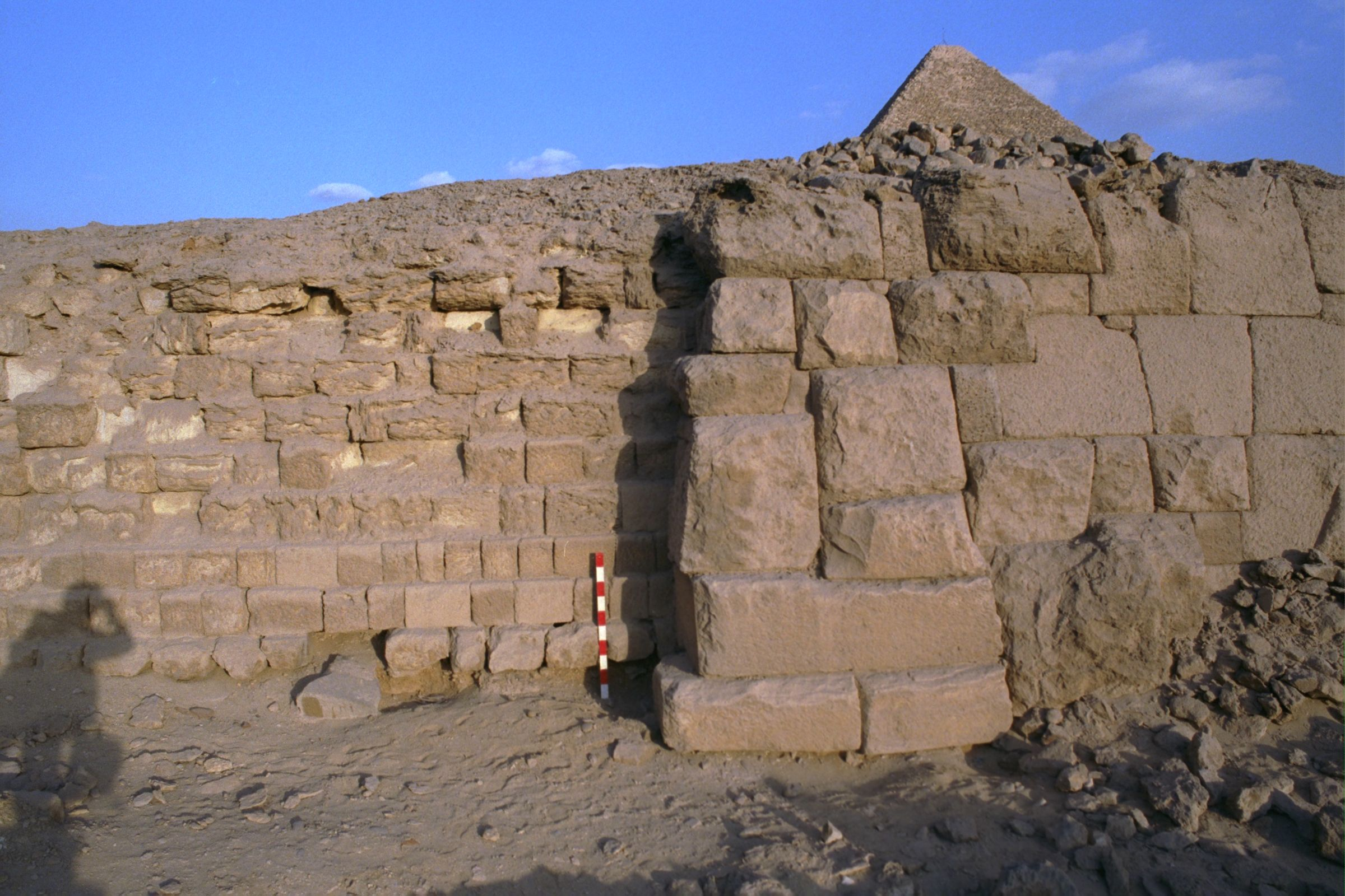 Western Cemetery: Site: Giza; View: G 2100, 2100-I