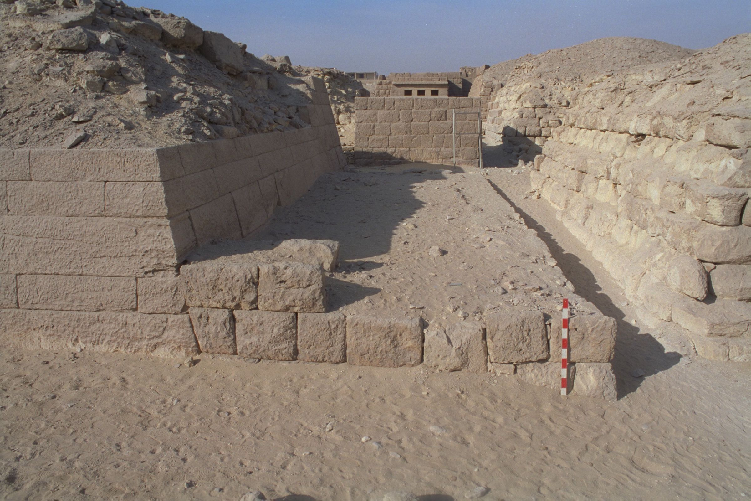 Western Cemetery: Site: Giza; View: Kaninisut III (G 2156a)