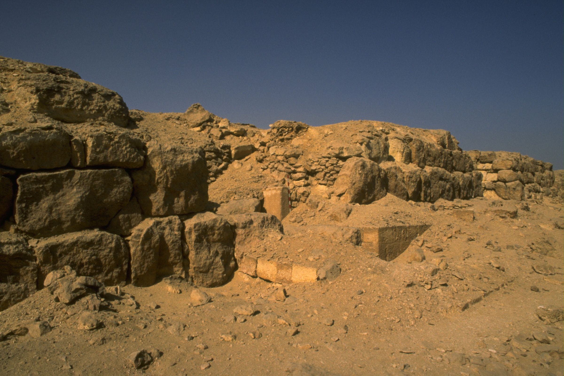 Western Cemetery: Site: Giza; View: G 4520